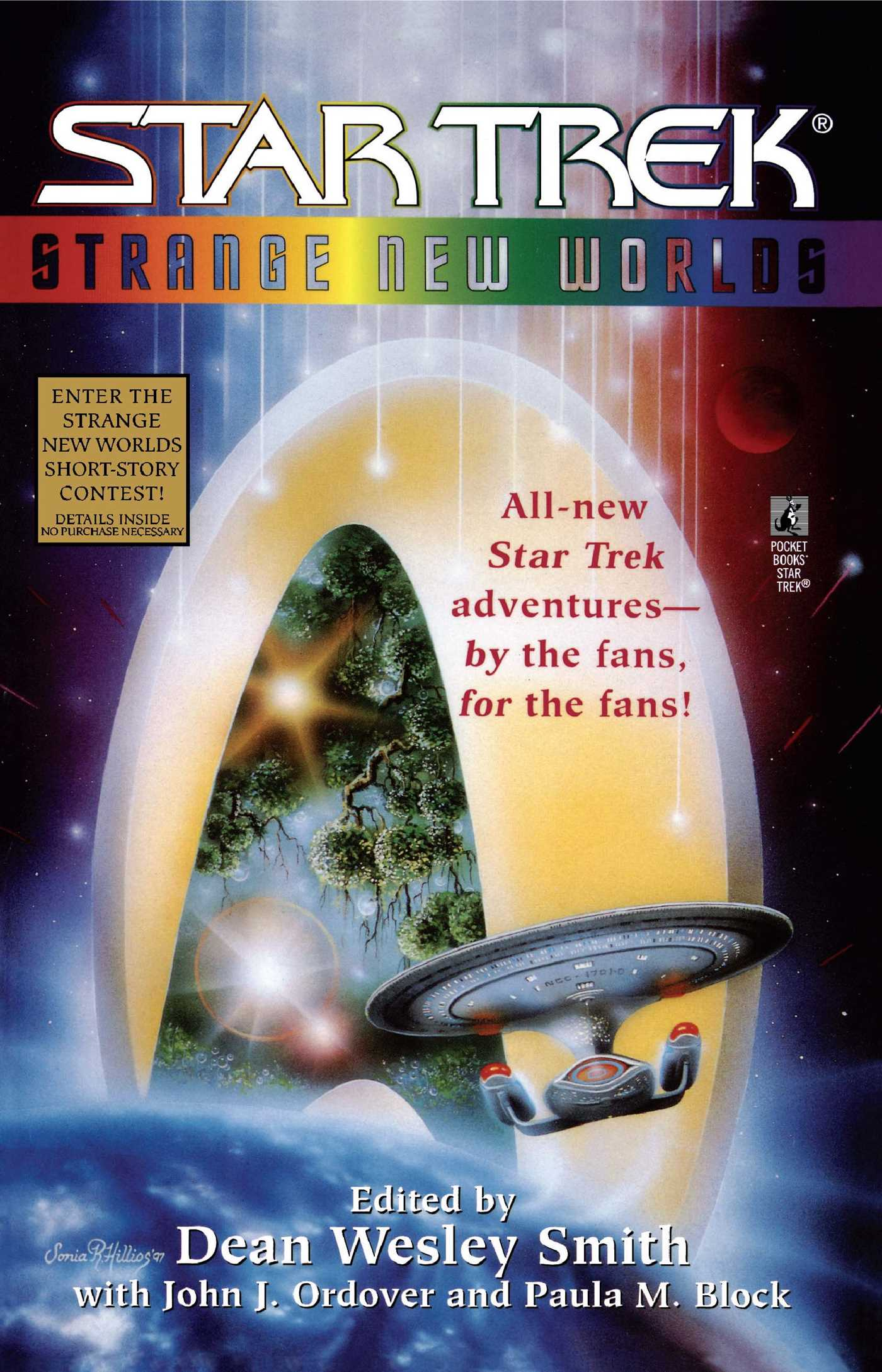 Star trek strange new worlds i 9780671014469 hr