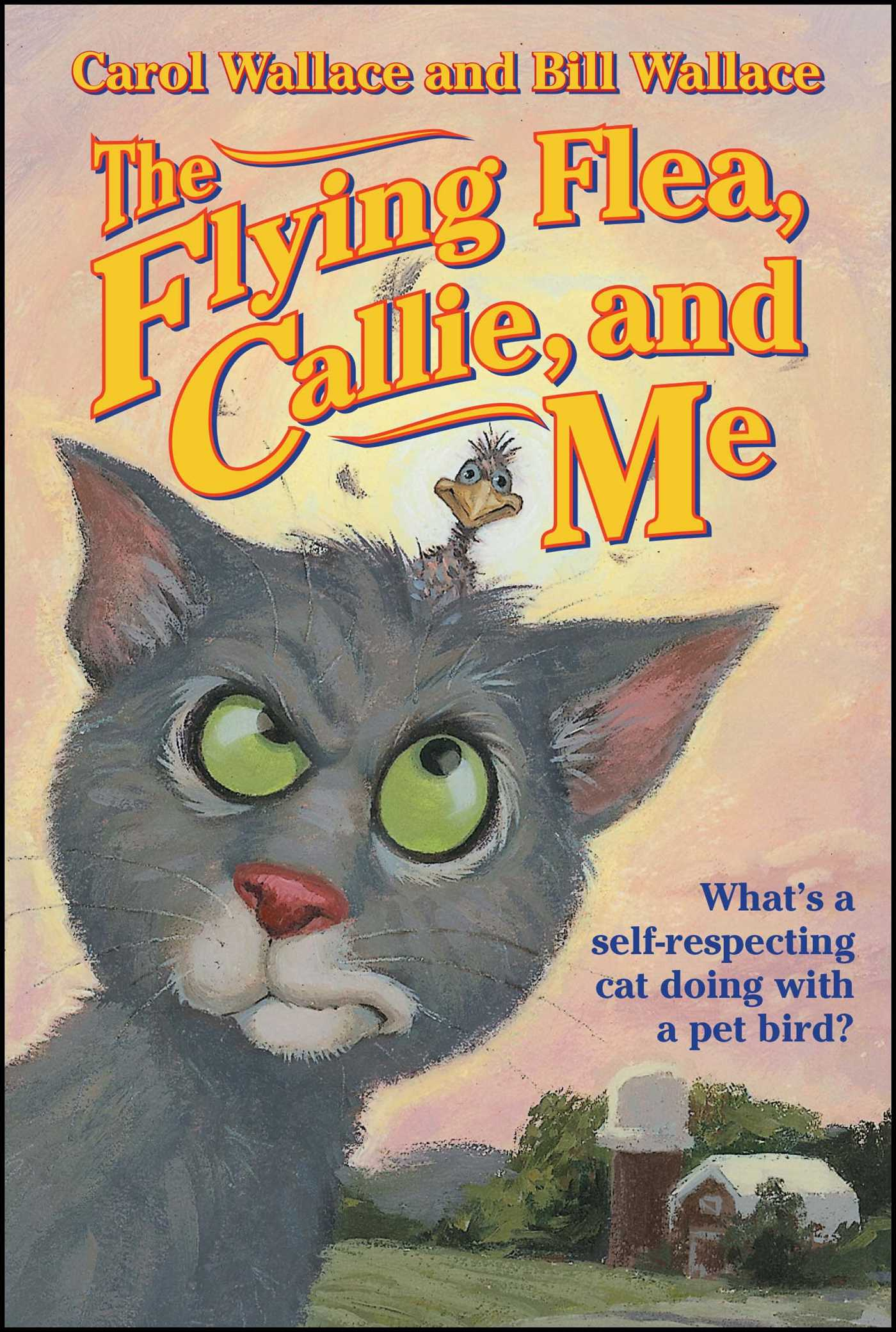 The flying flea callie and me 9780671039684 hr