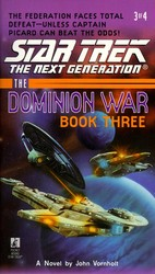 Star Trek: The Dominion War: Book 3