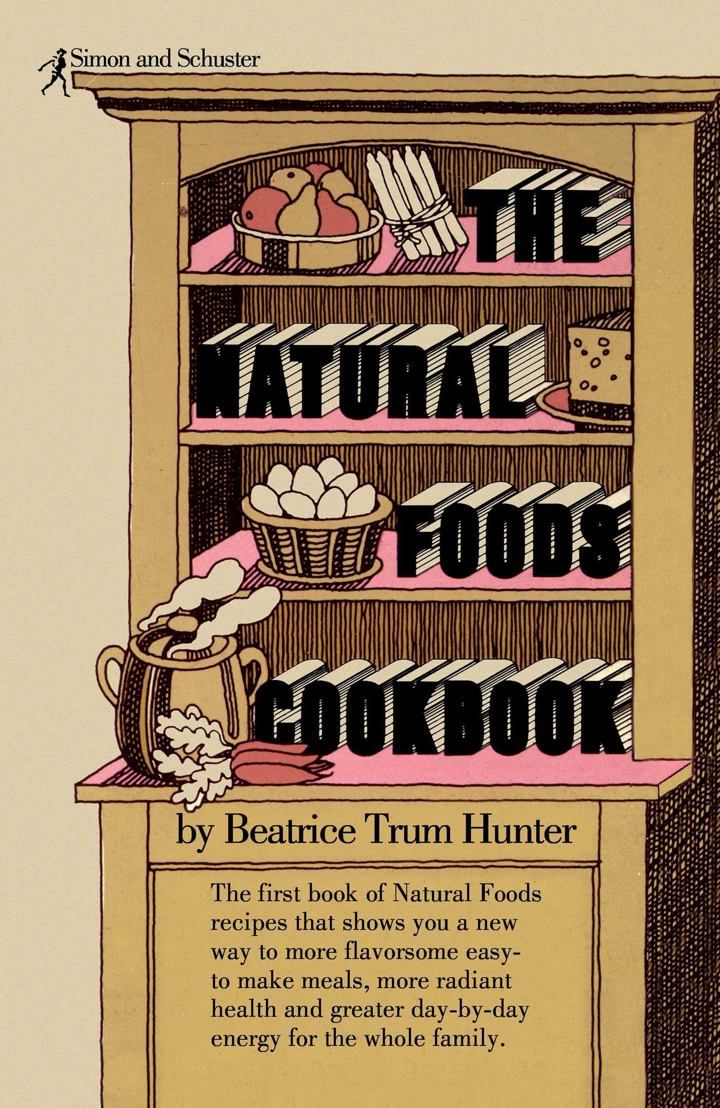 Natural foods cookbook 9780671204211 hr
