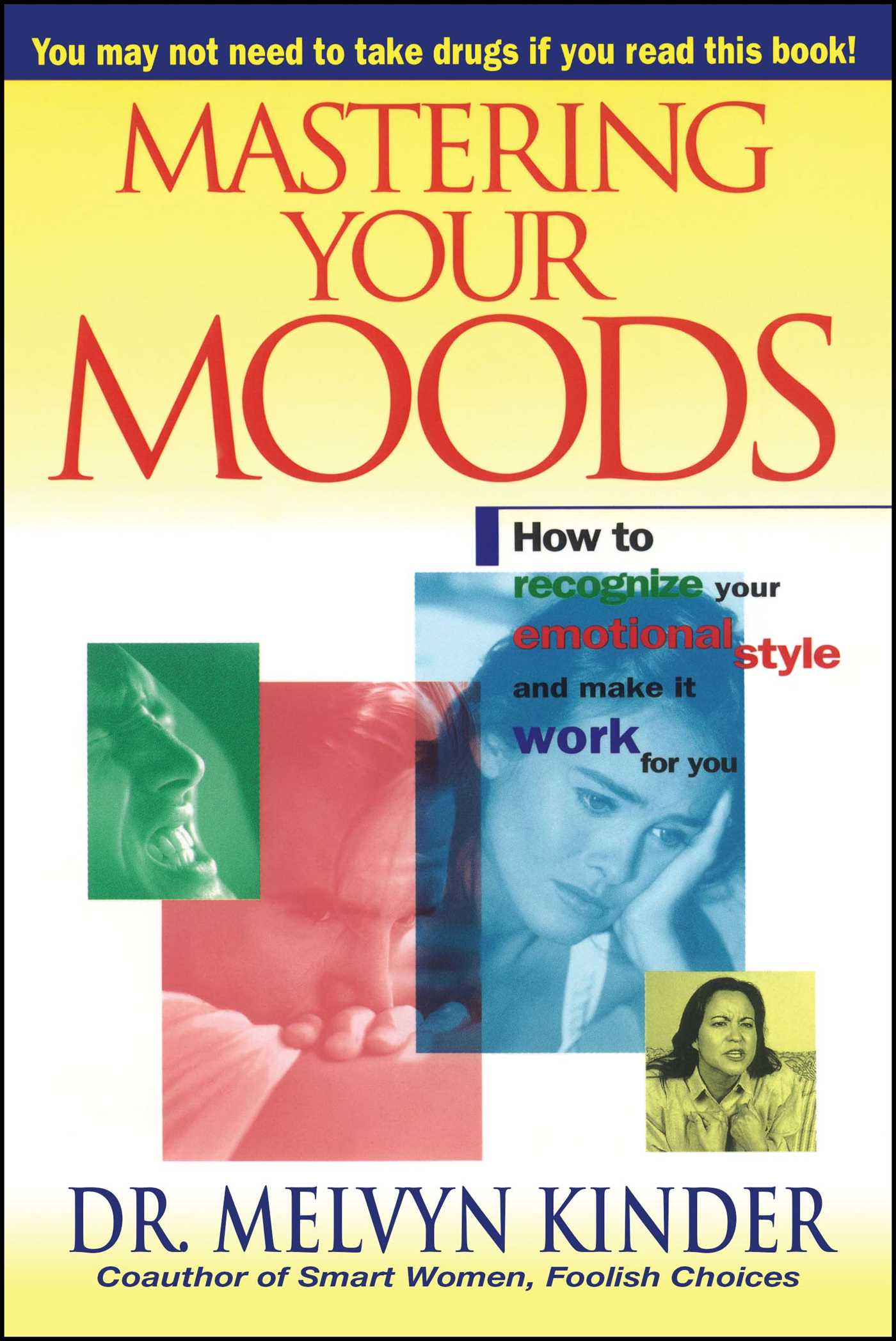 Mastering your moods 9780671505639 hr