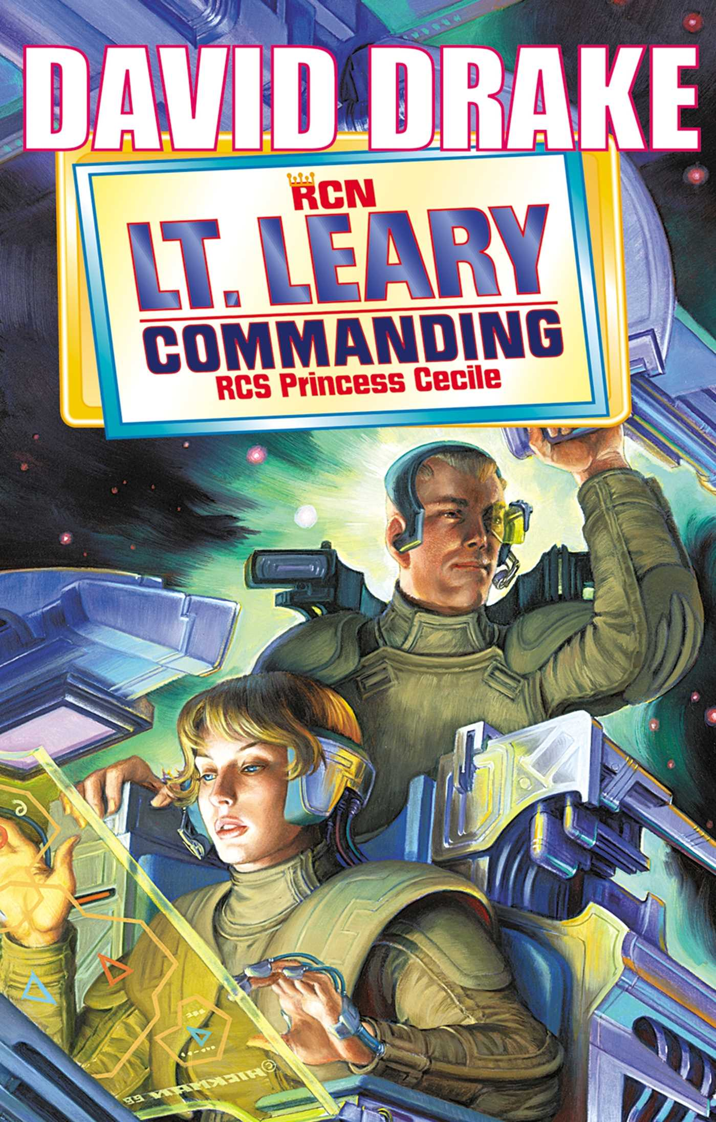 Lt leary commanding 9780671578756 hr
