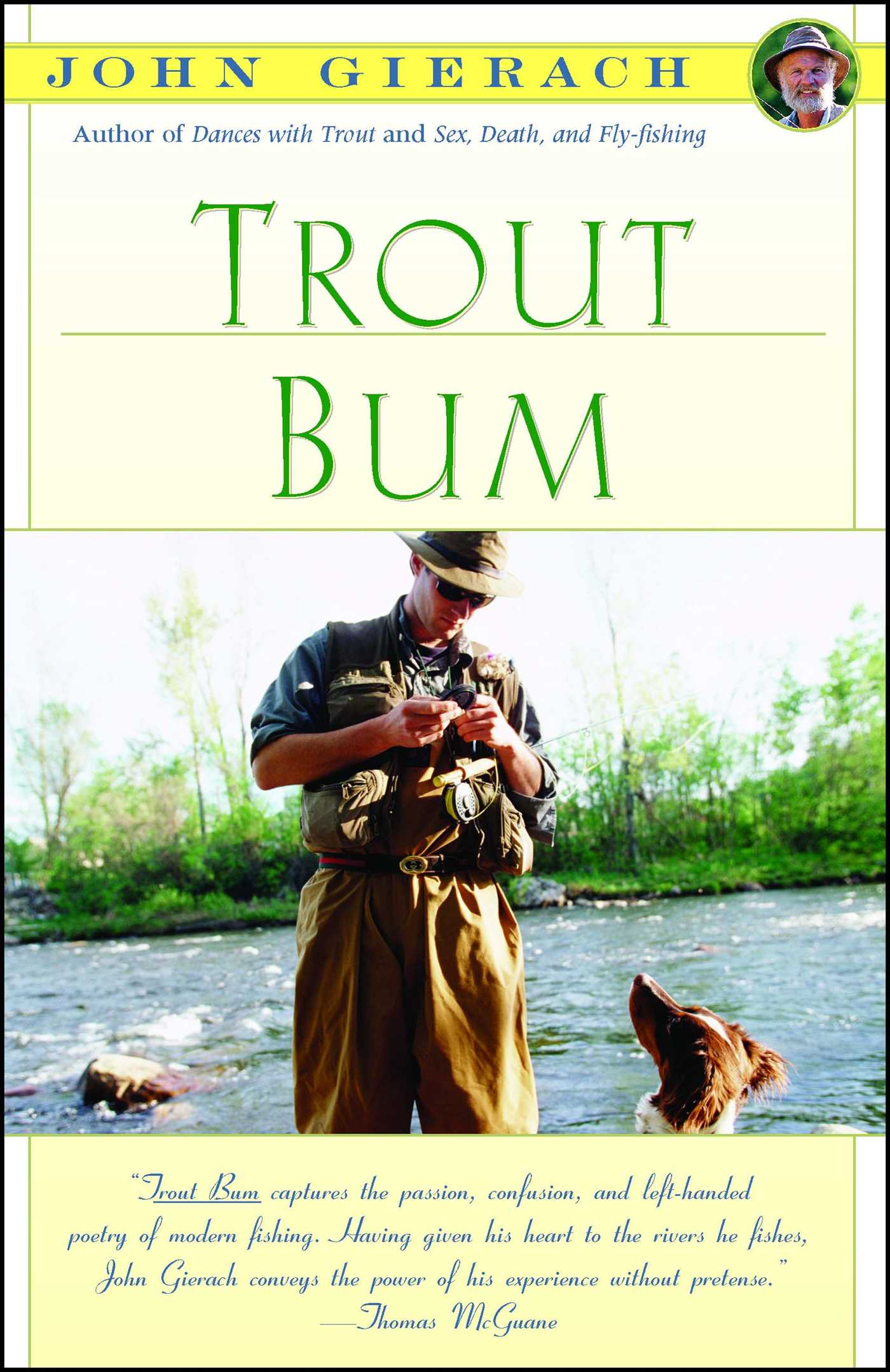 Trout bum 9780671644130 hr