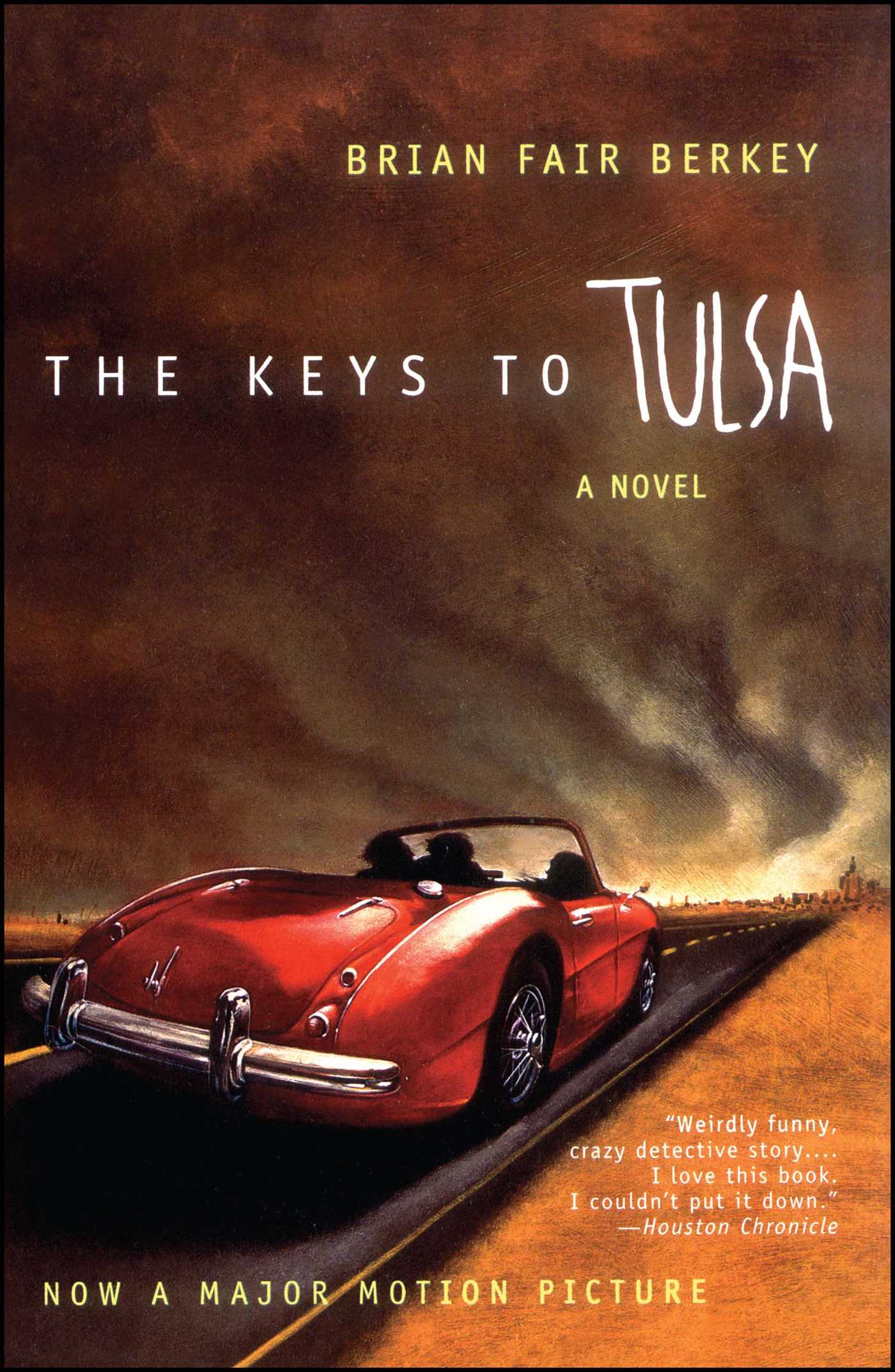 Keys to tulsa 9780671707279 hr