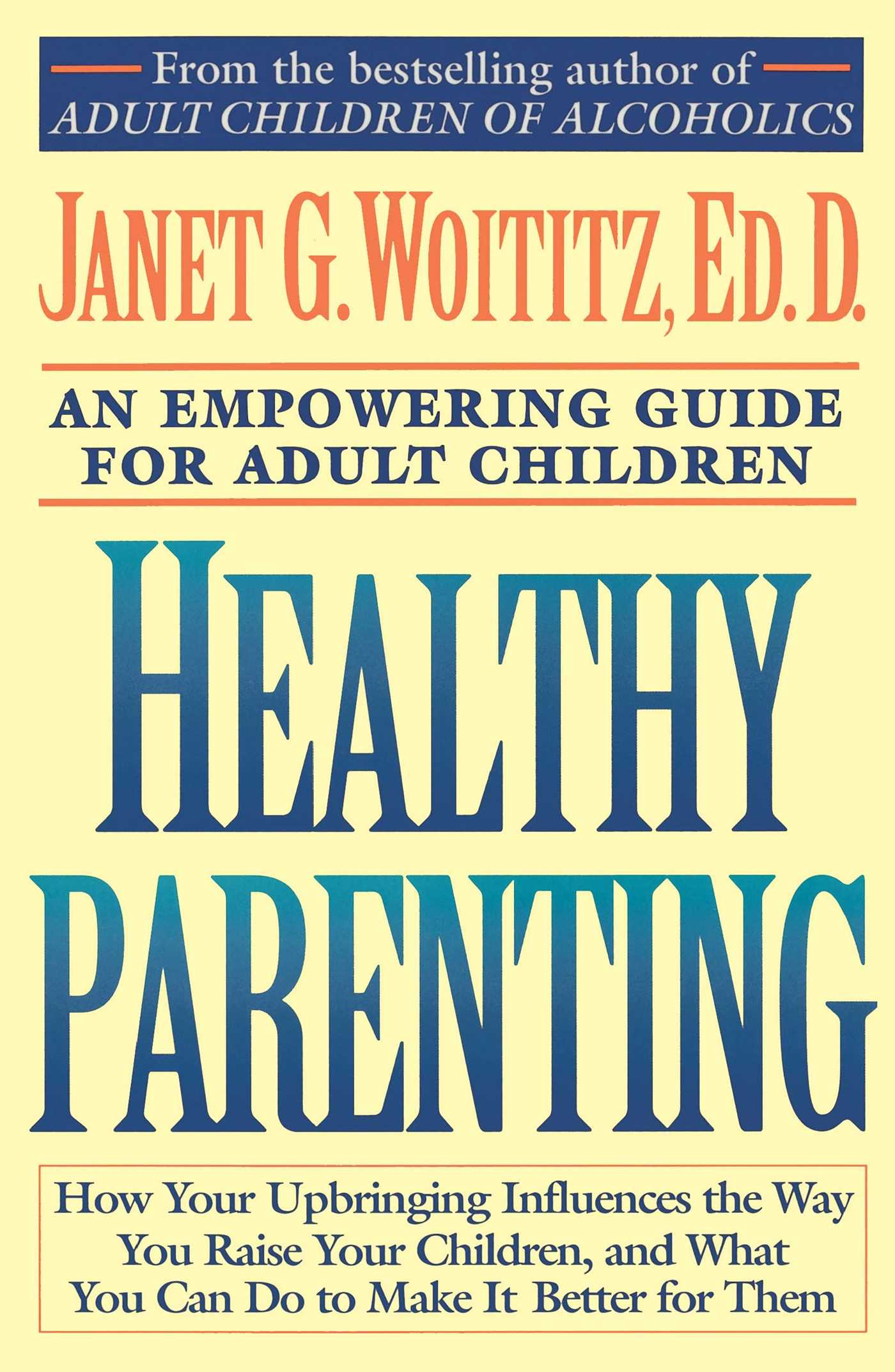 Healthy parenting 9780671739492 hr