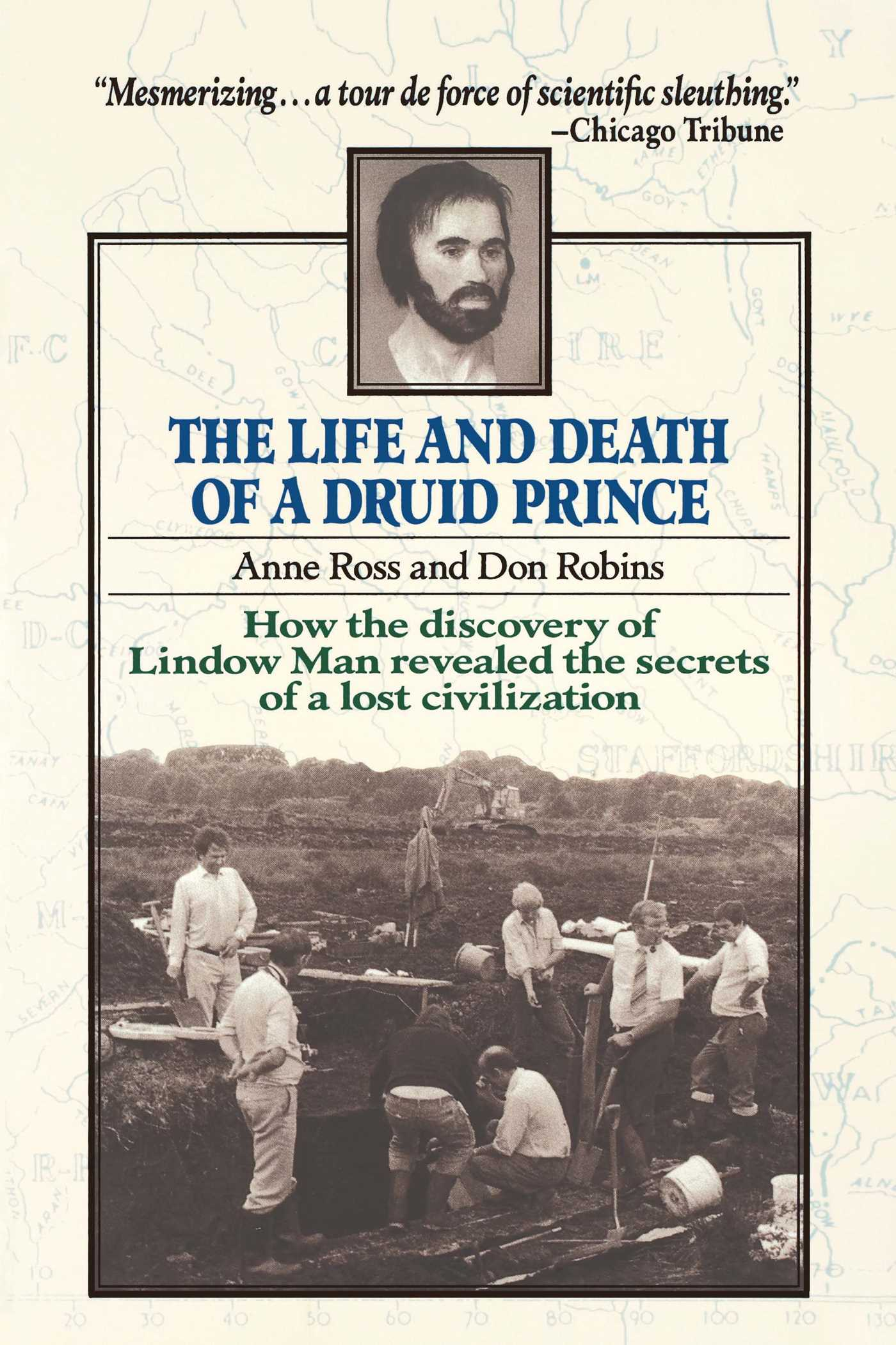 Life and death of a druid prince 9780671741228 hr