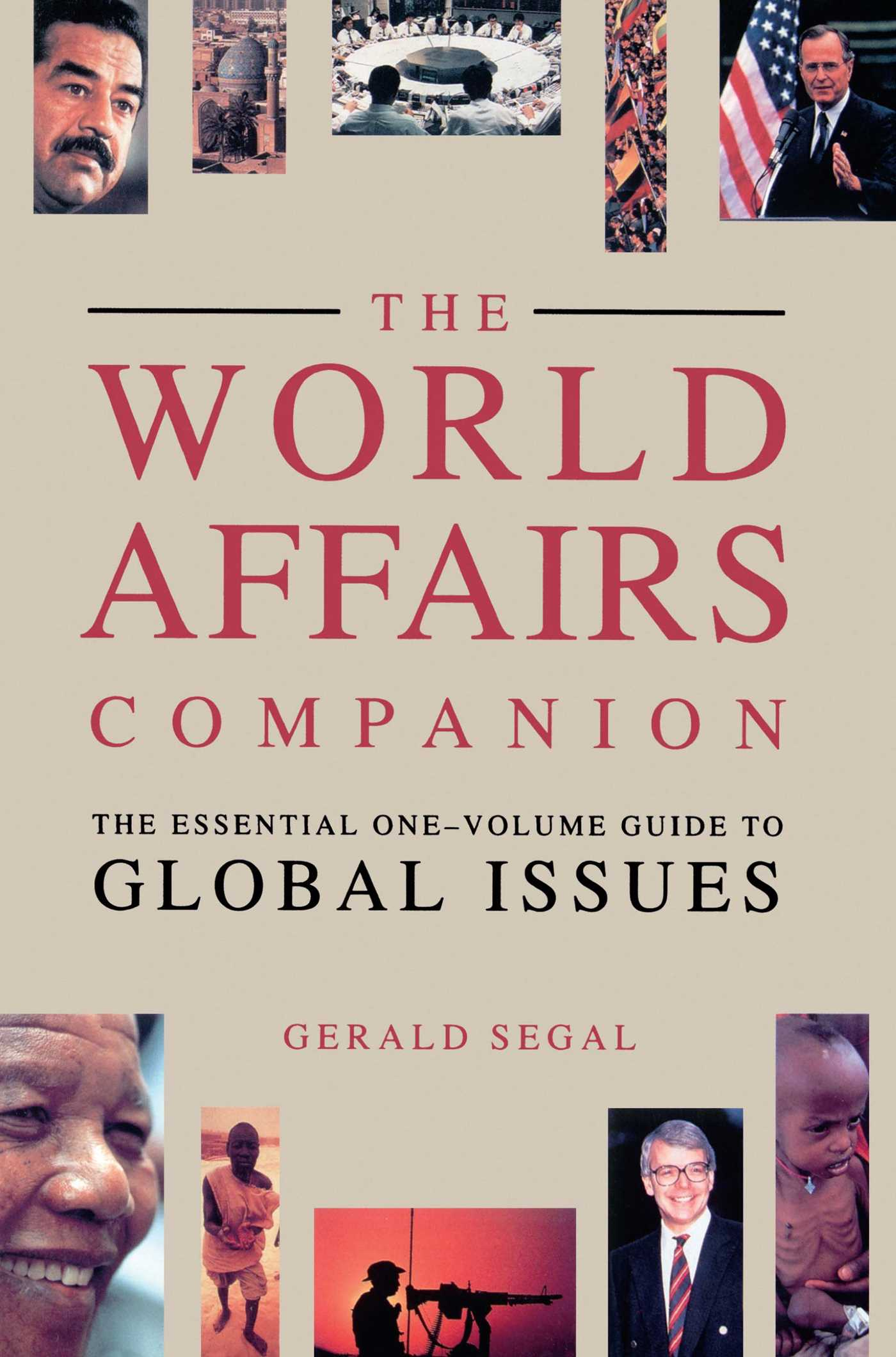 World affairs companion 9780671741563 hr