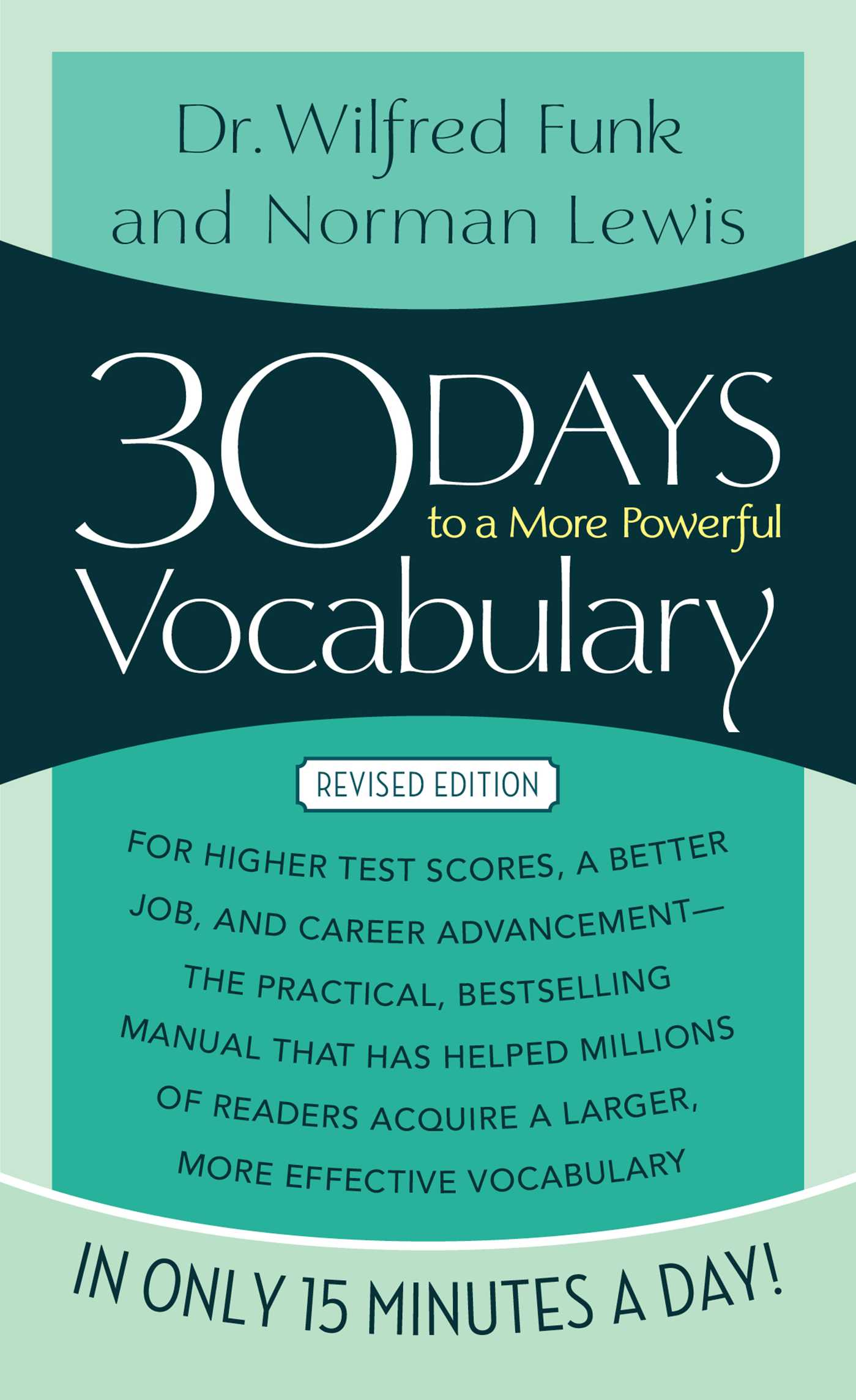 30 days to a more powerful vocabulary 9780671743499 hr