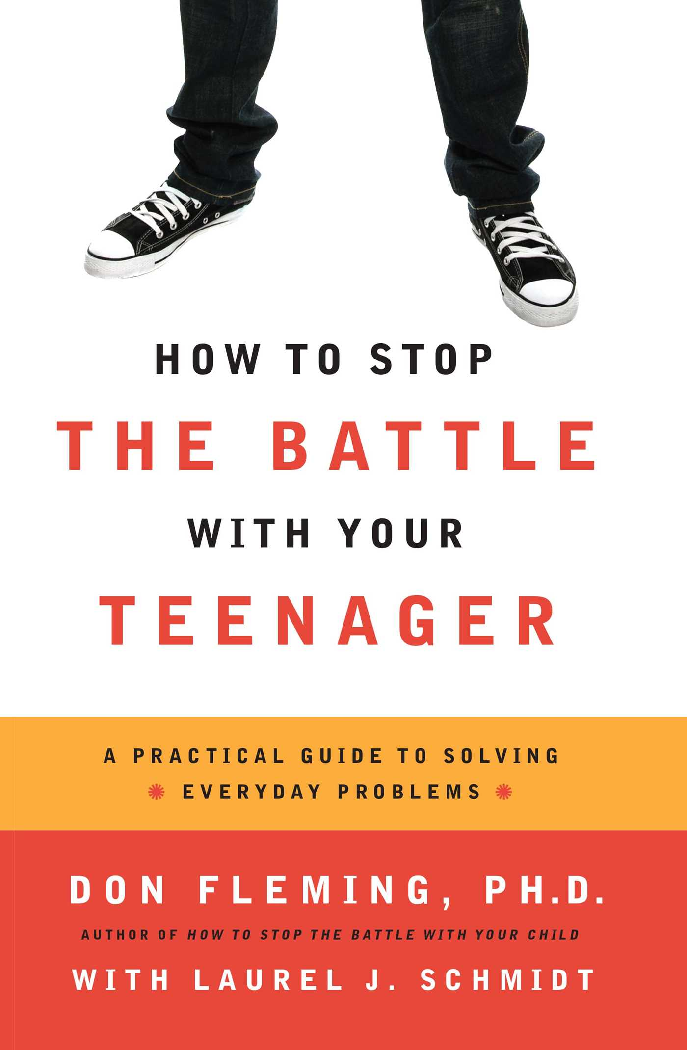 How to stop the battle with your teenager 9780671763480 hr