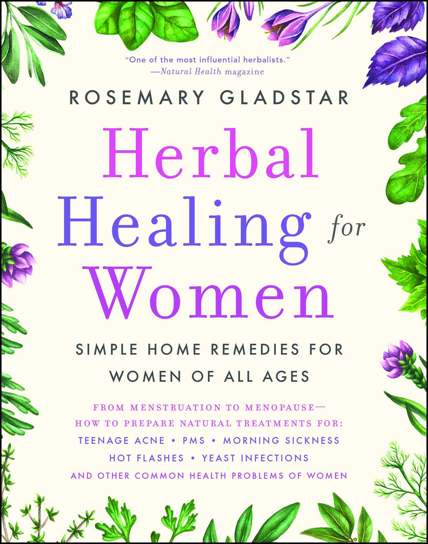 Herbal healing for women 9780671767679 hr