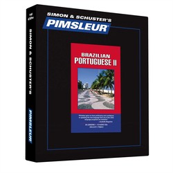 Pimsleur Portuguese (Brazilian) Level 2 CD