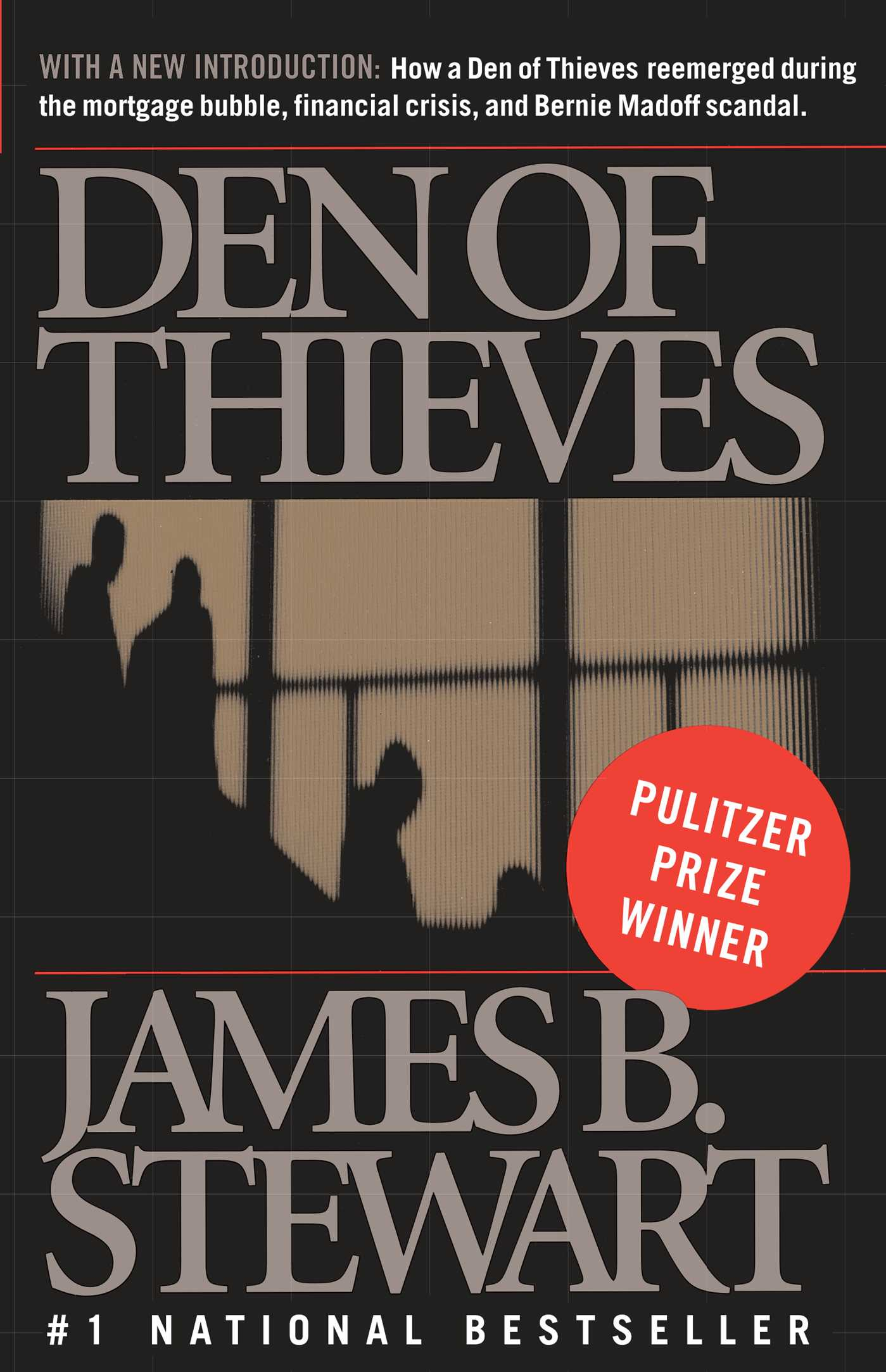 Den of thieves 9780671792275 hr