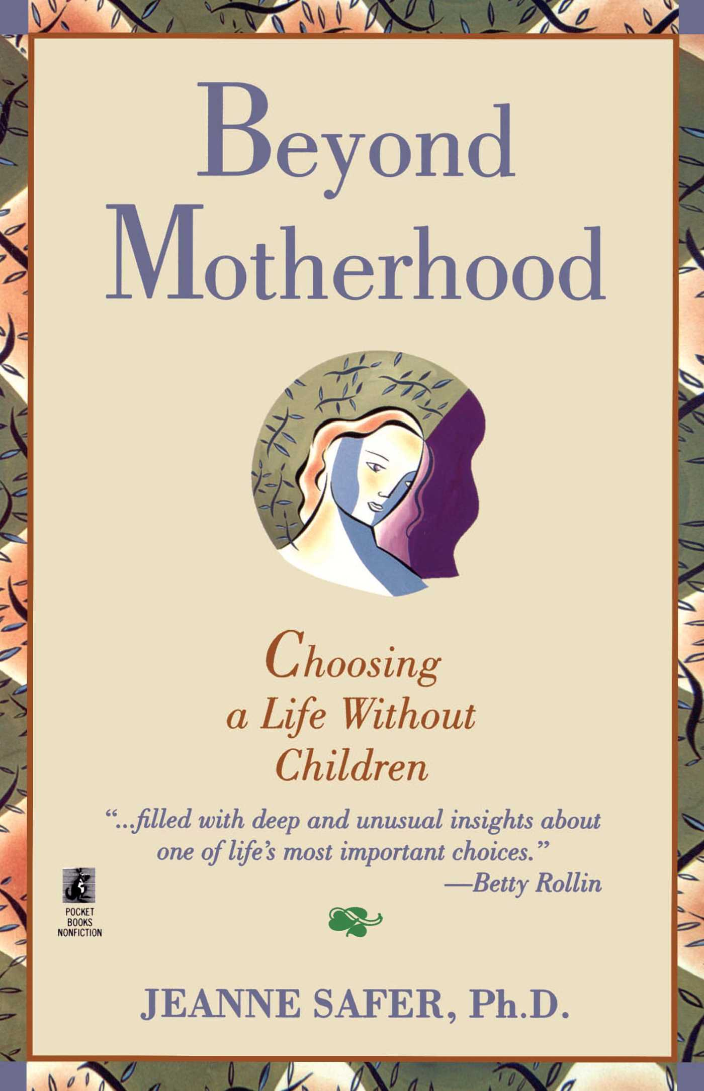 Beyond motherhood 9780671793449 hr