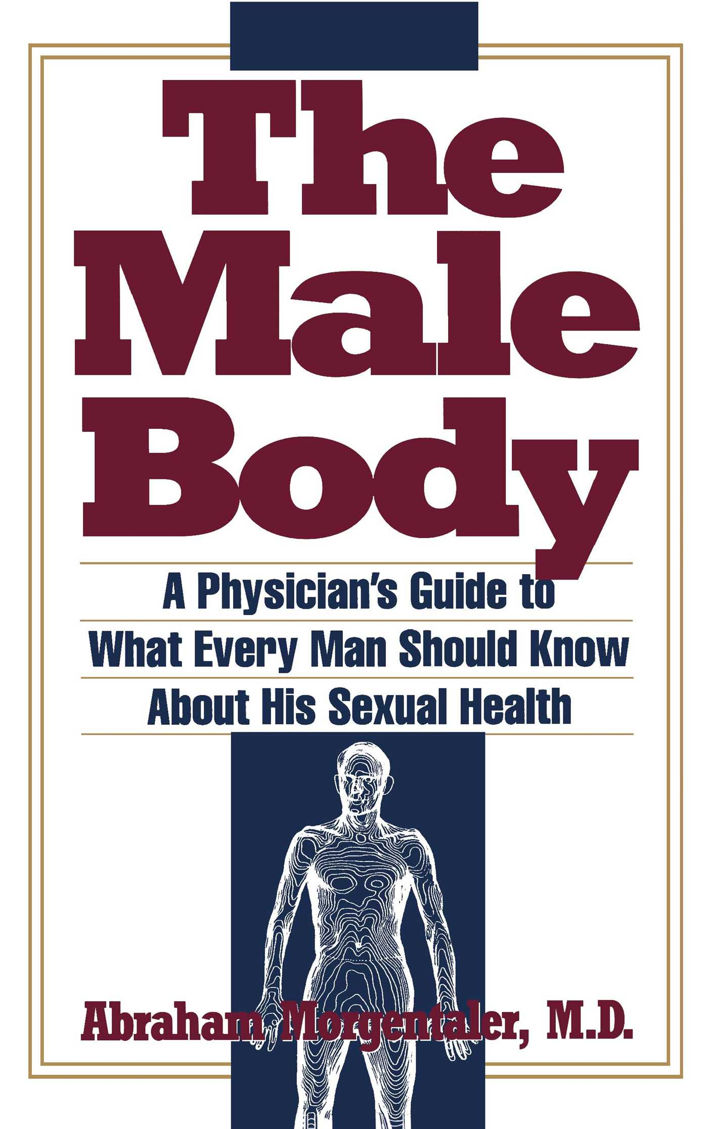Male body 9780671864262 hr
