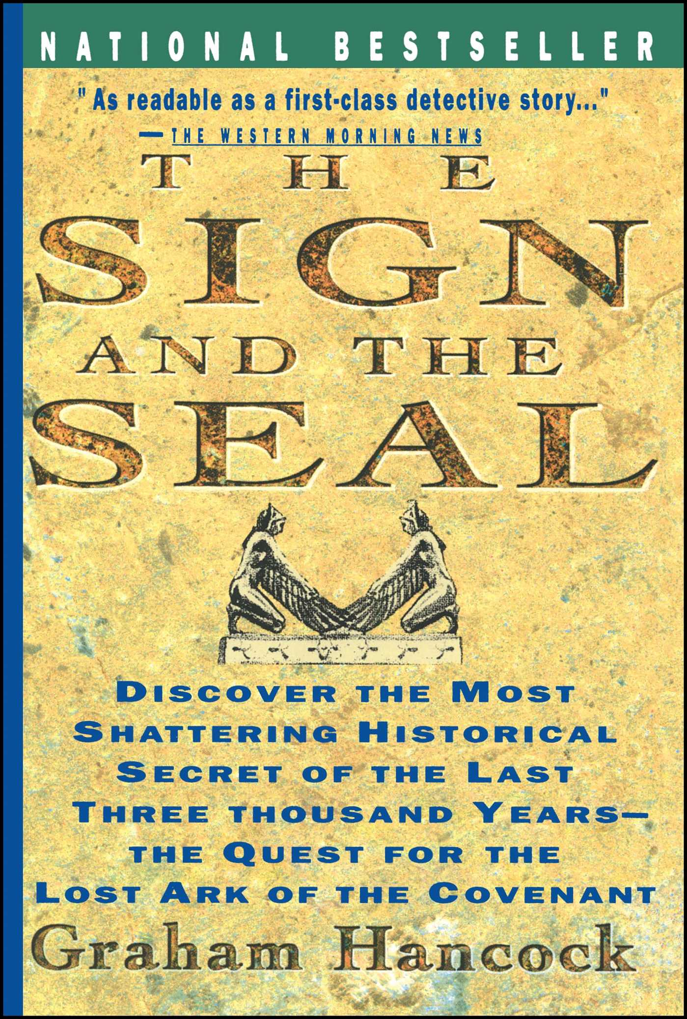 Sign and the seal 9780671865412 hr