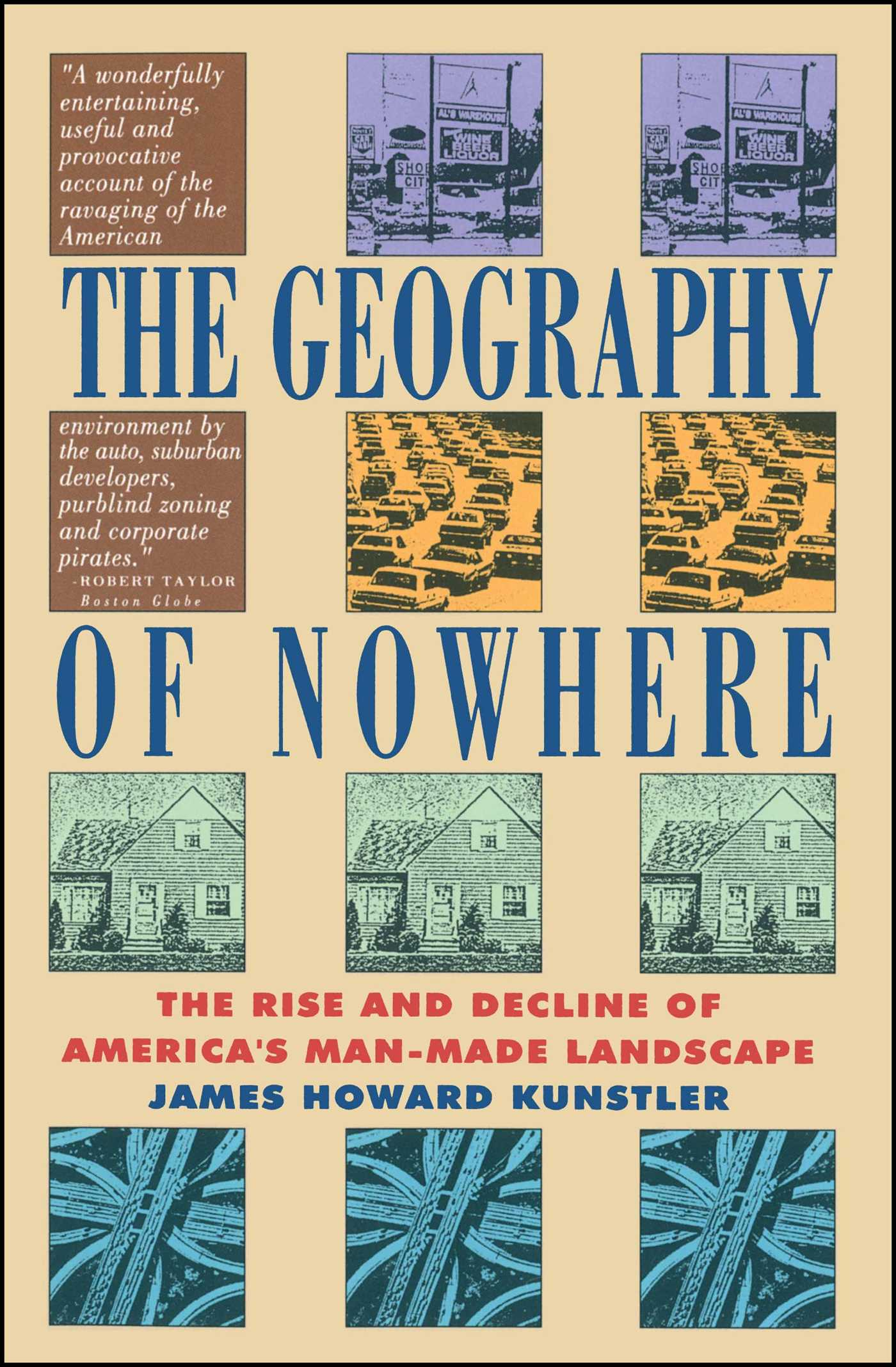 Geography of nowhere 9780671888251 hr