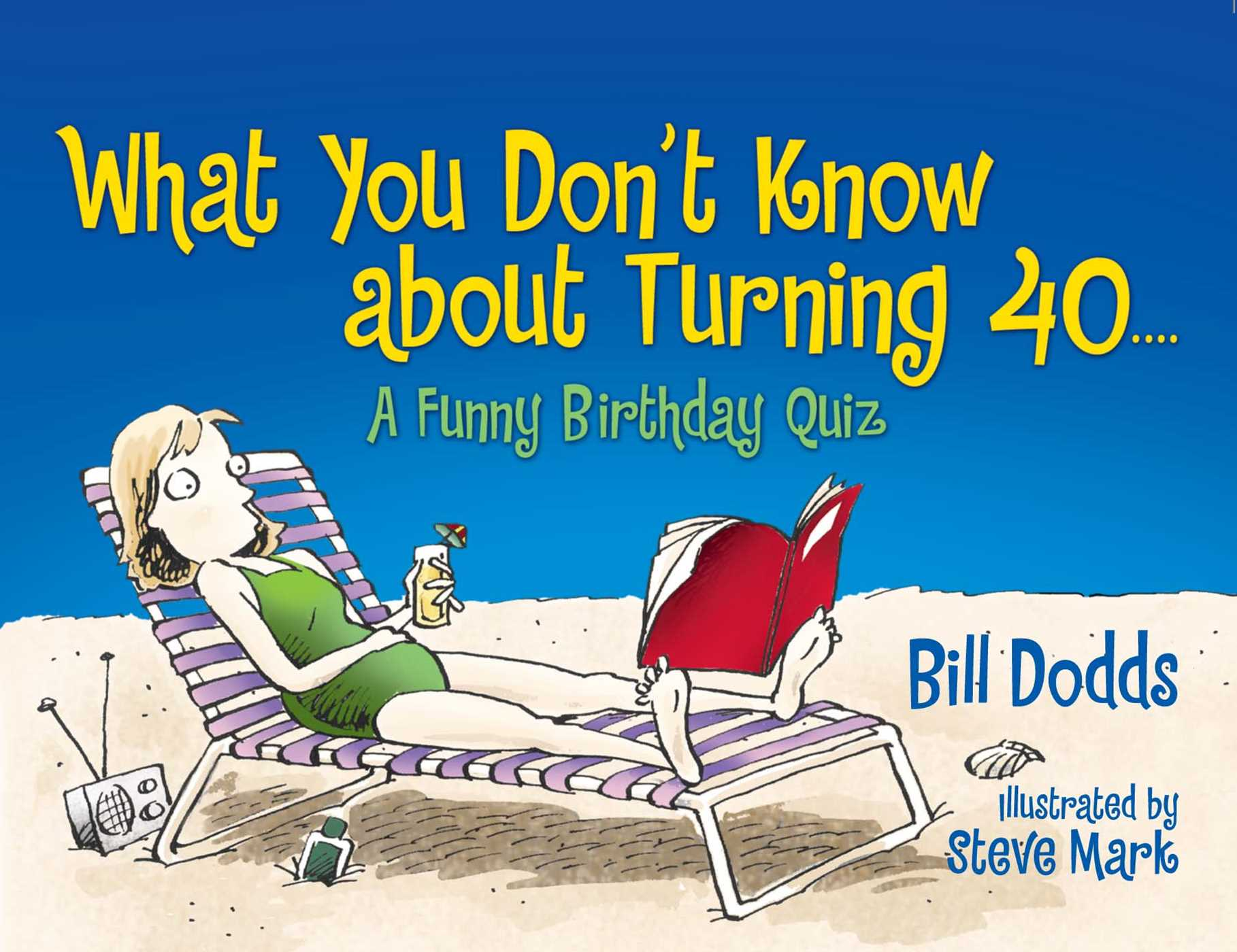 What you dont know about turning 40 9780684040004 hr