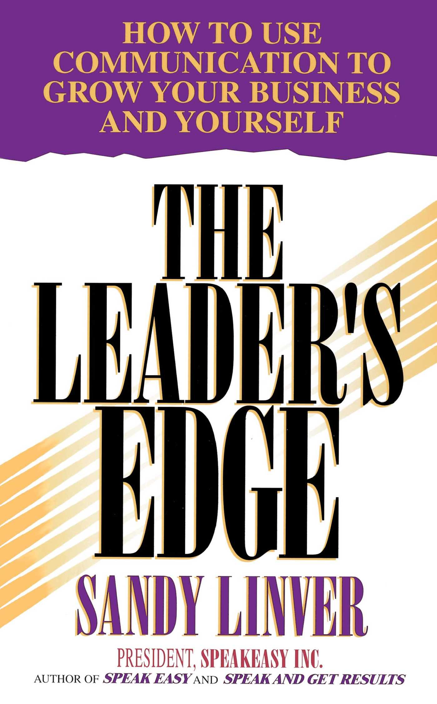 The leaders edge 9780684804330 hr
