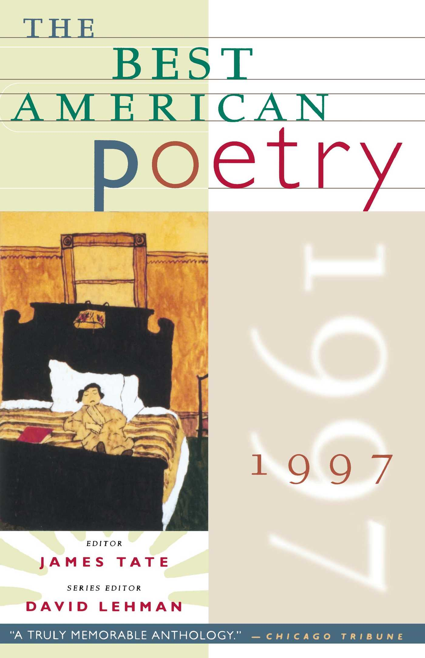 The best american poetry 1997 9780684814520 hr