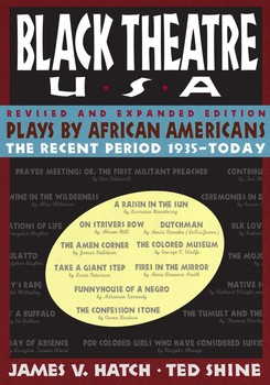 Black Theatre Usa Revised And Expanded Edition, Vol. 2