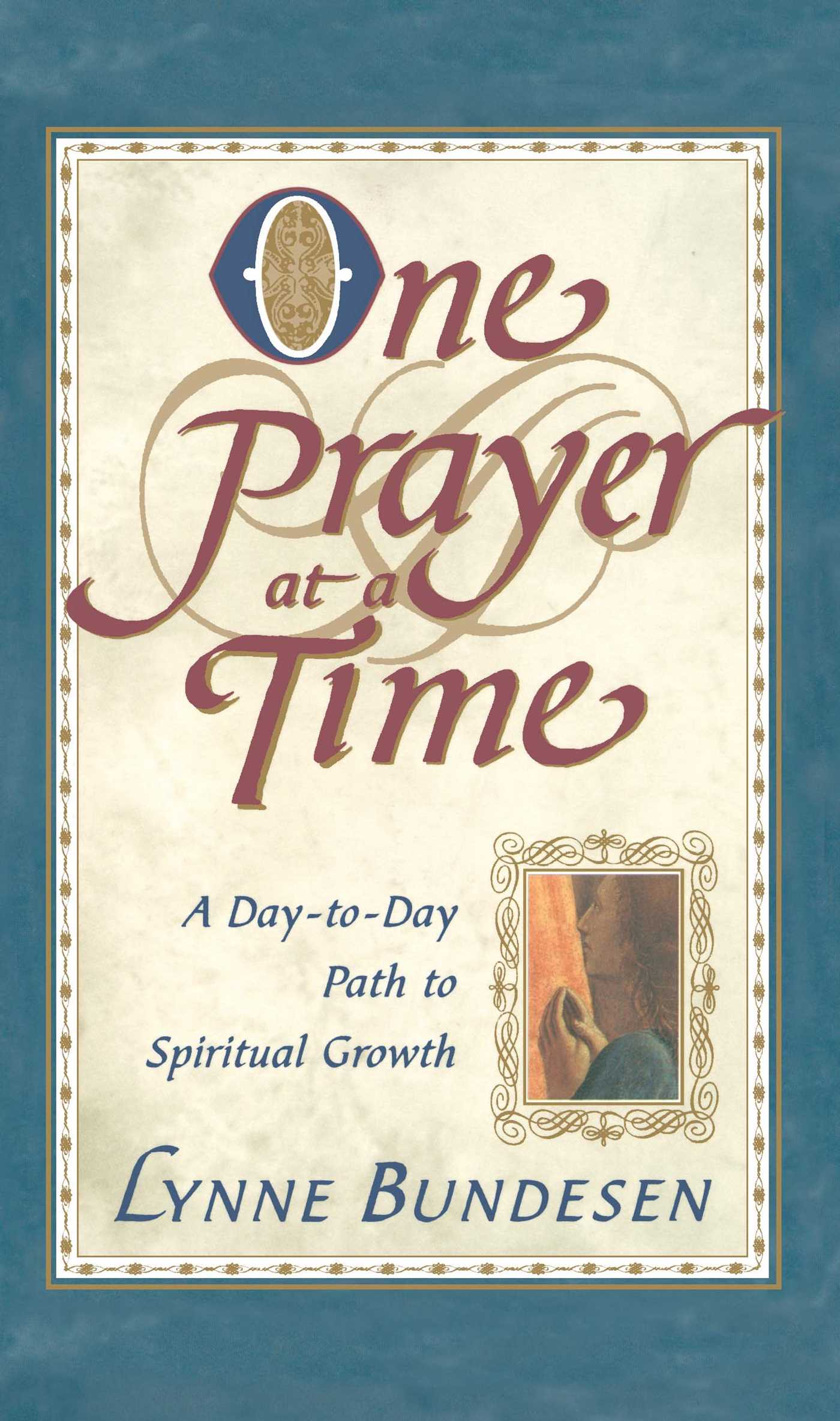 One prayer at a time 9780684825465 hr