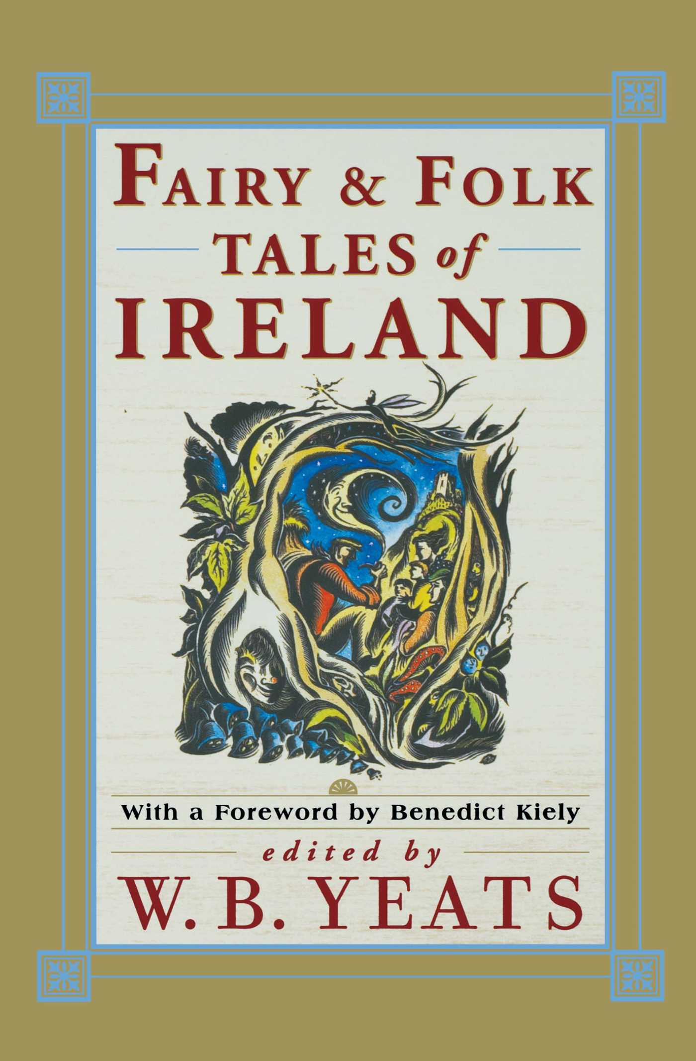 Fairy folk tales of ireland 9780684829524 hr