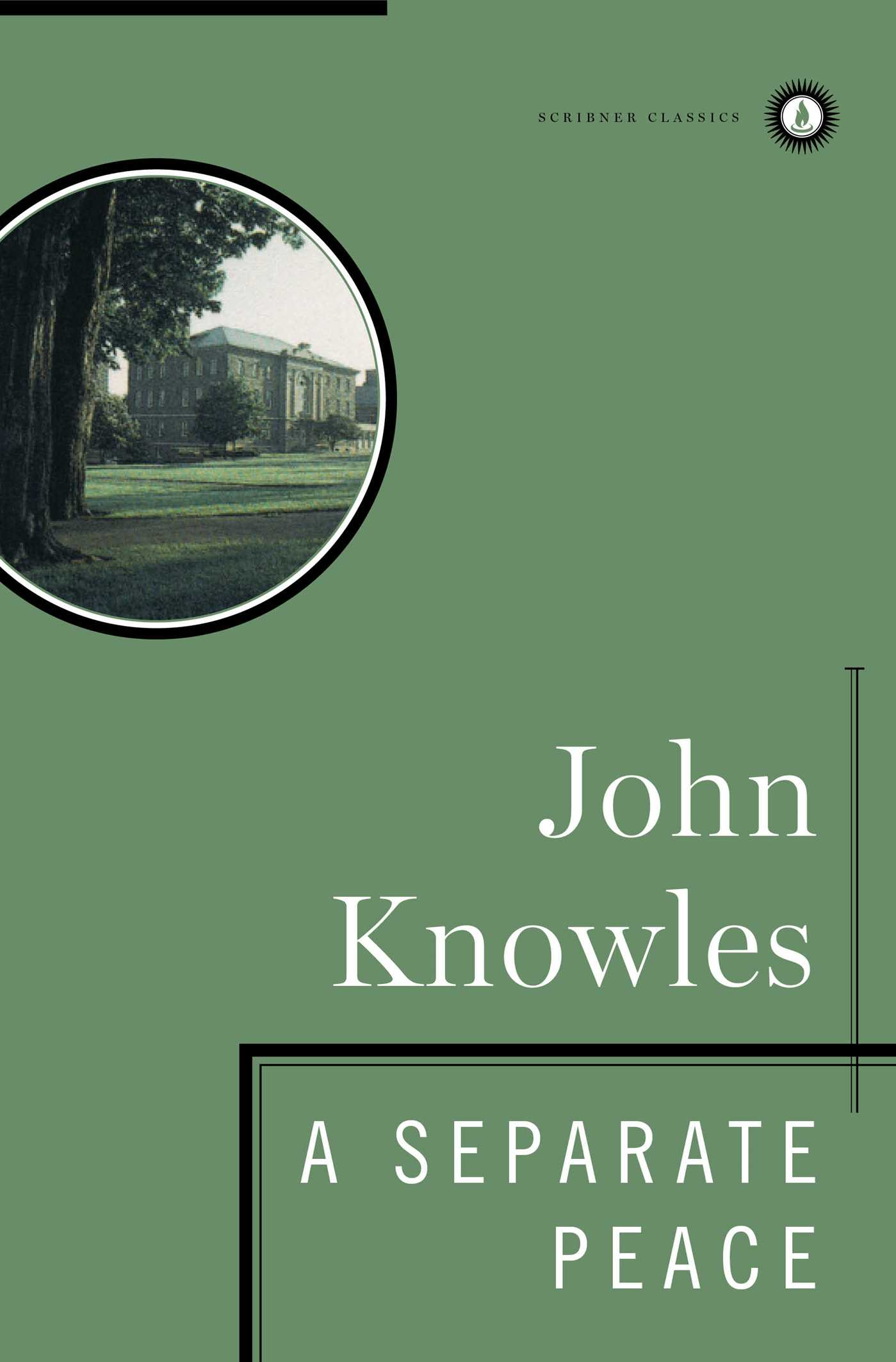the search for peace in a separate peace by john knowles A separate peace focuses on the friendship between two sixteen-year-old boys, and it'scomplicated friendship is a combination of admiration, respect, jealousy, and resentment.