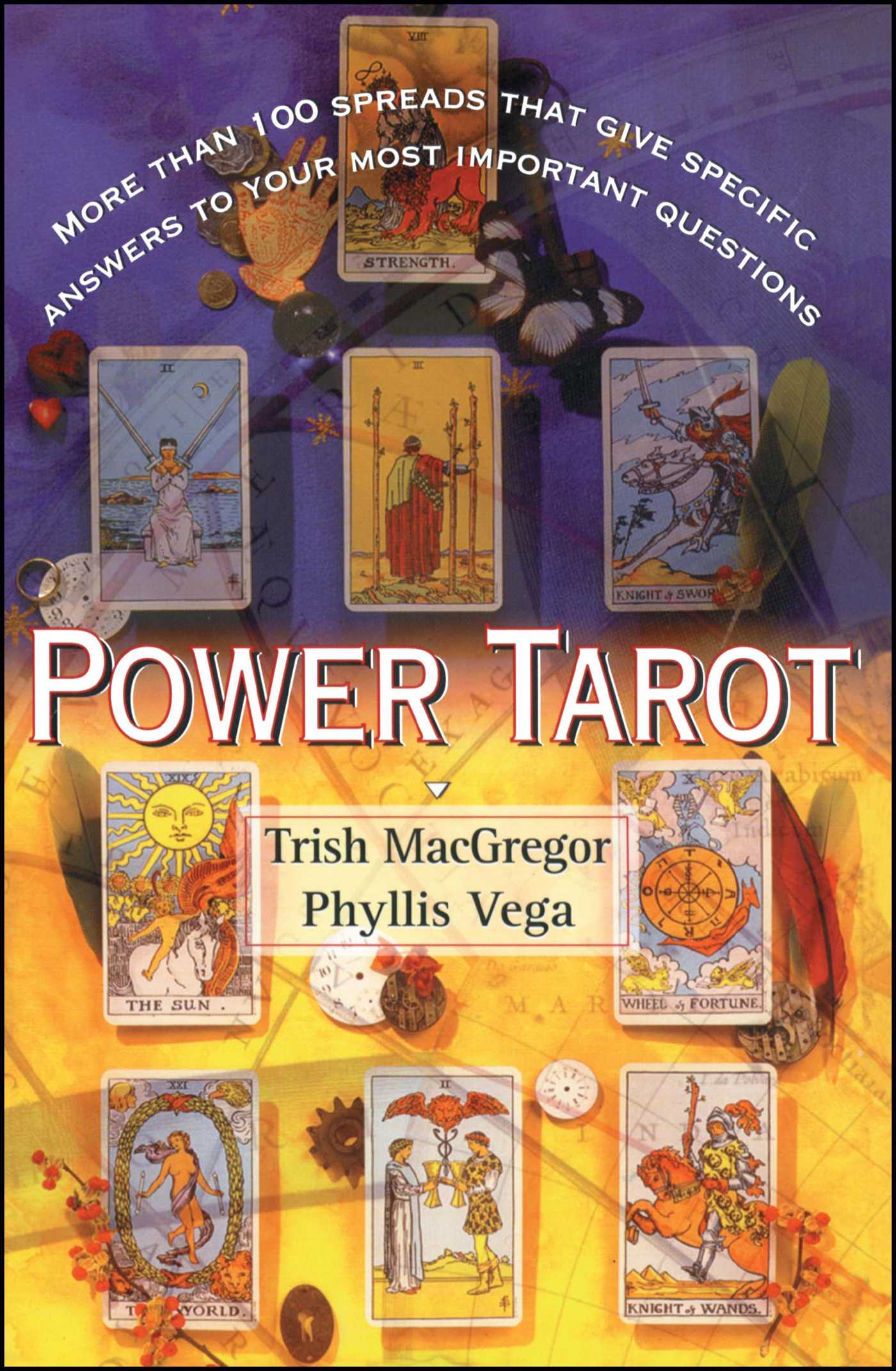 Power tarot 9780684841854 hr