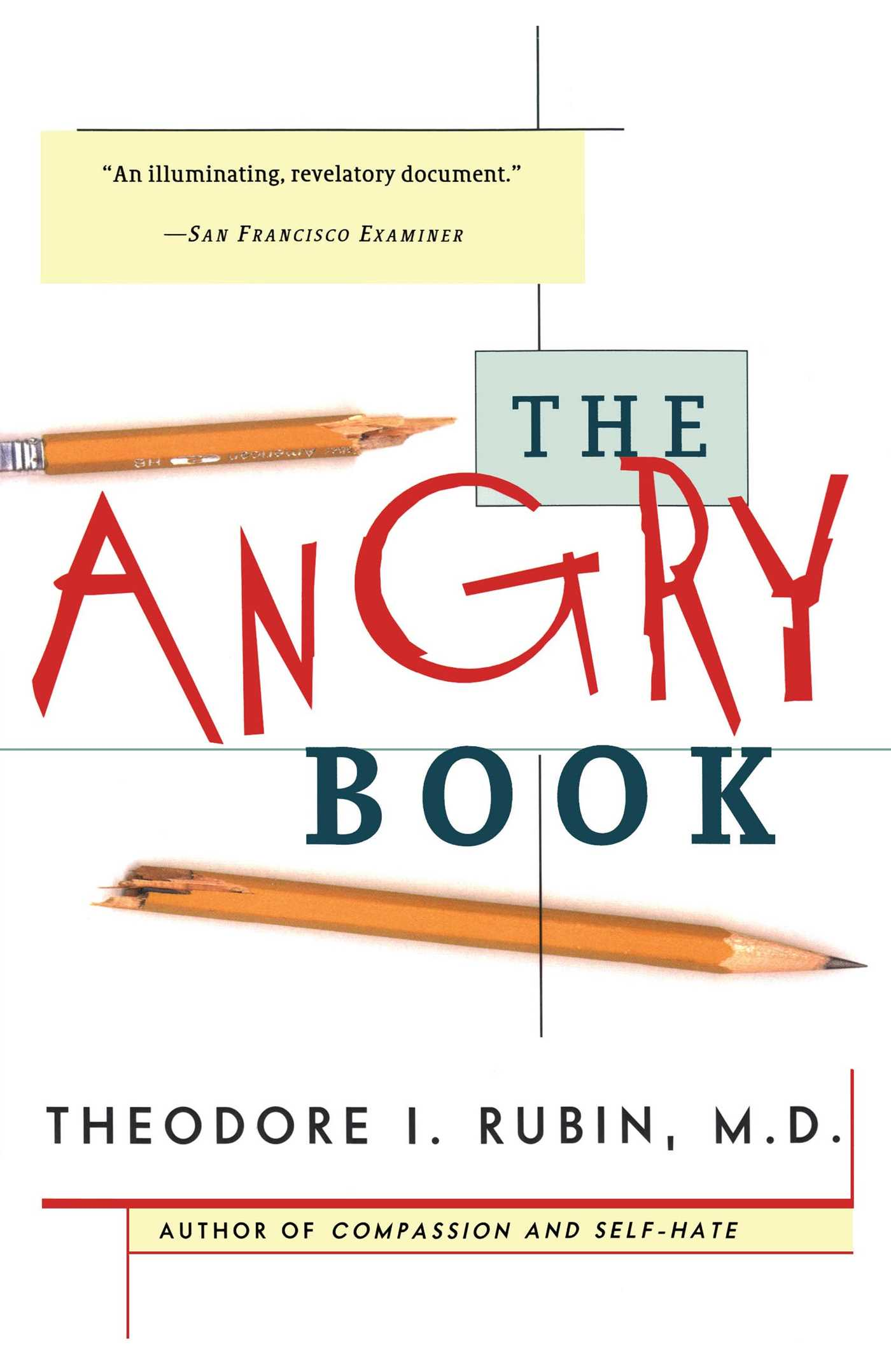 The angry book 9780684842011 hr