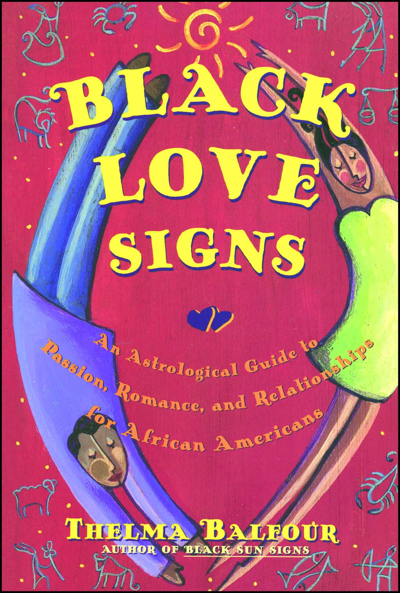 Black love signs 9780684847832 hr