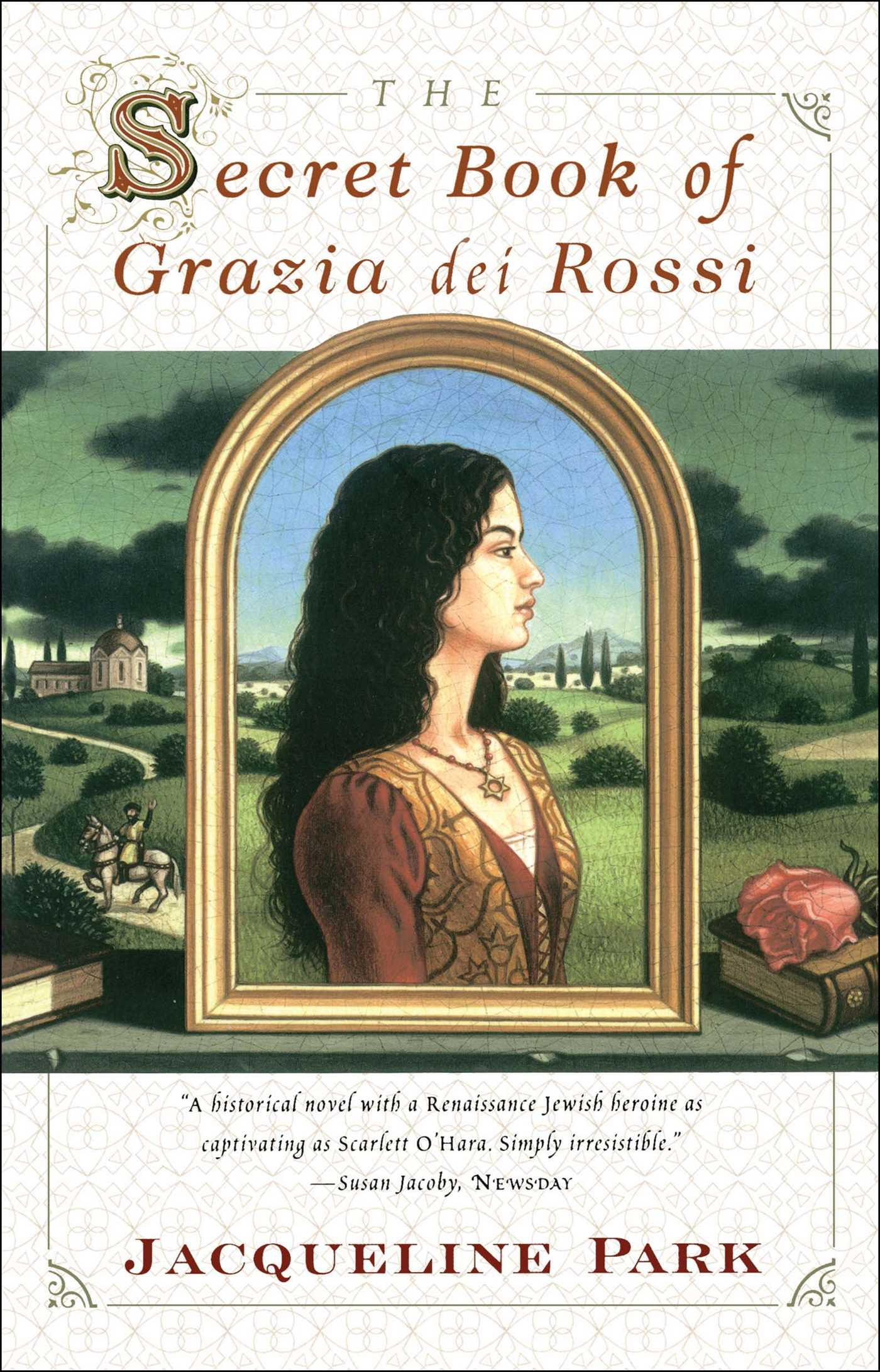 The-secret-book-of-grazia-dei-rossi-9780684848402_hr
