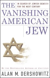 The Vanishing American Jew