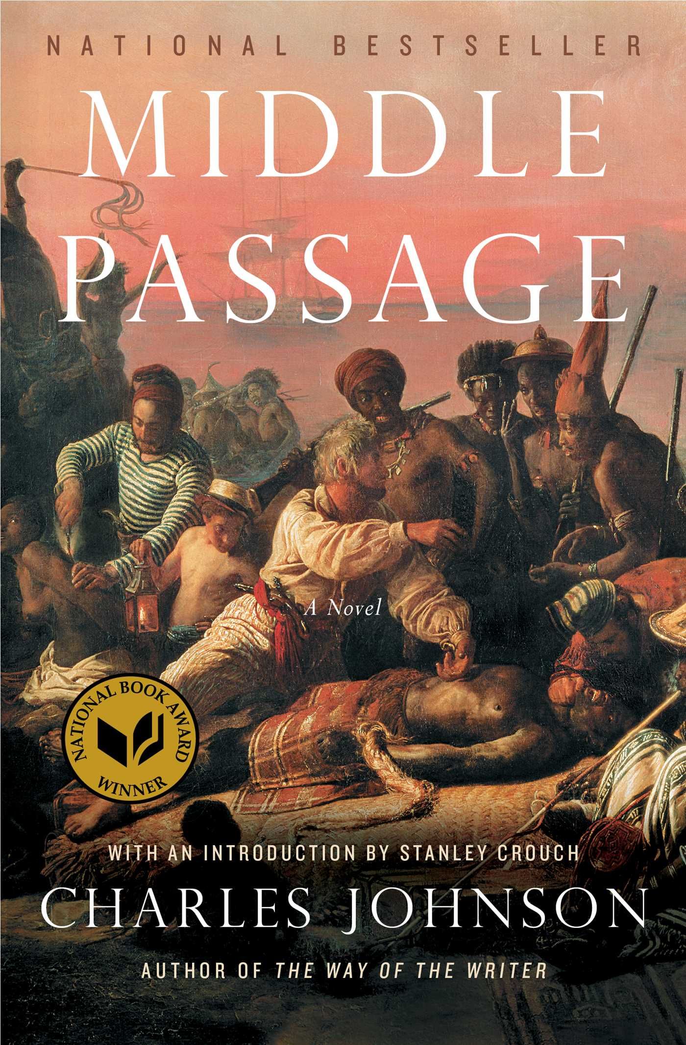Middle passage 9780684855882 hr
