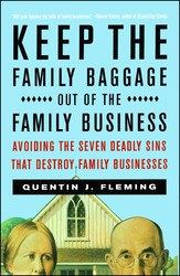 Keep the Family Baggage Out of the Family Business