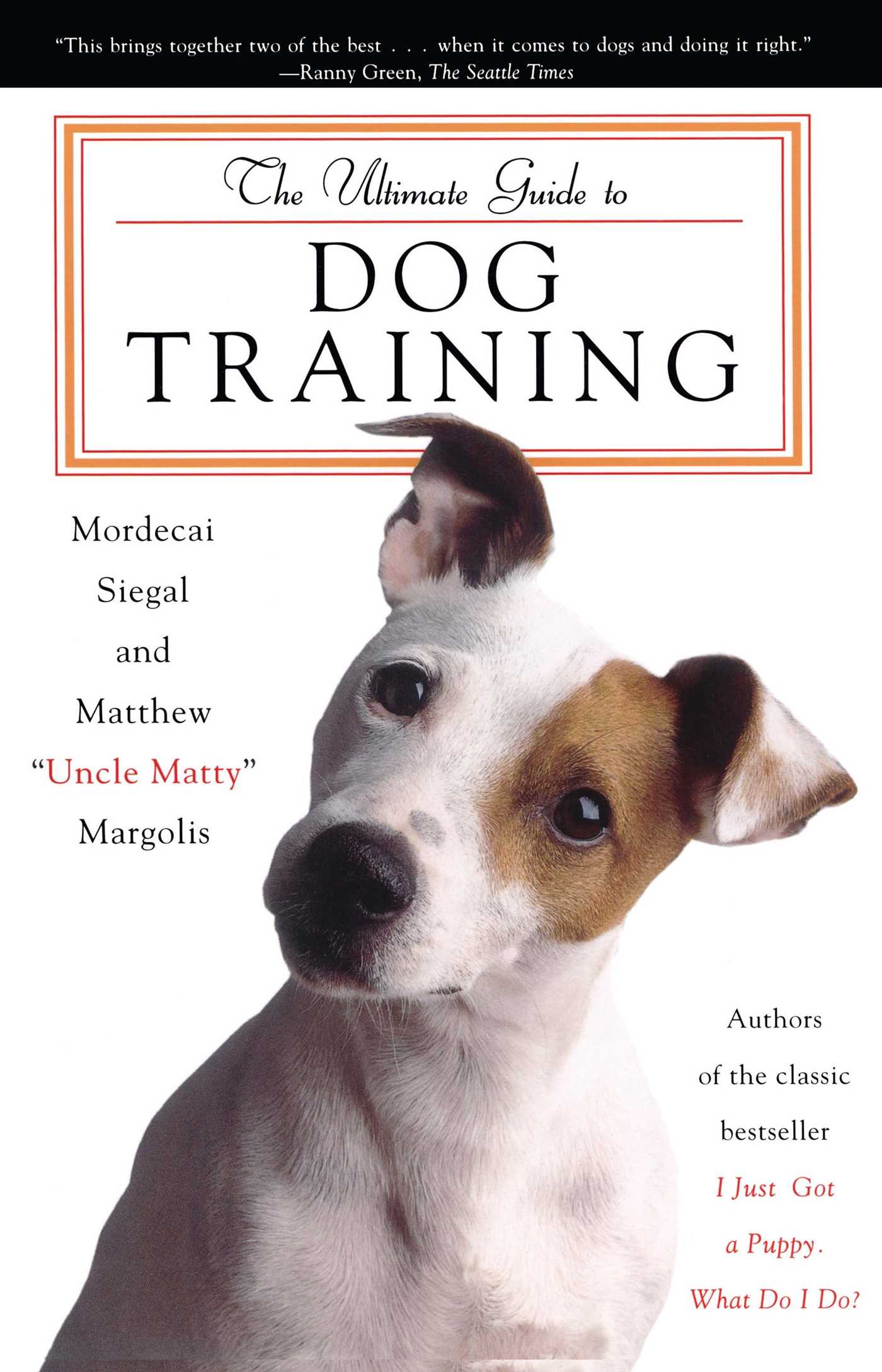 The ultimate guide to dog training 9780684856469 hr