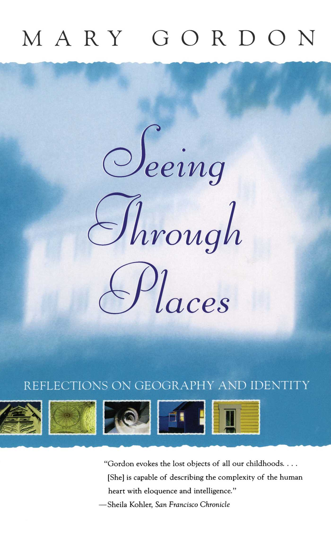 Seeing through places 9780684862552 hr