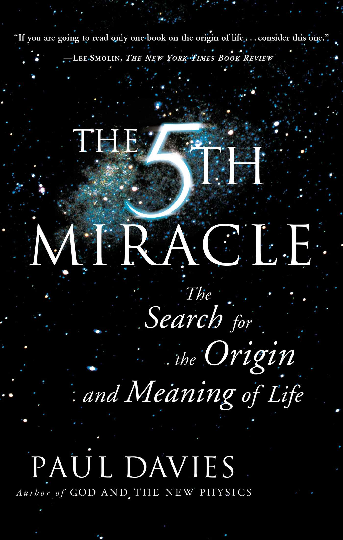 The fifth miracle 9780684863092 hr