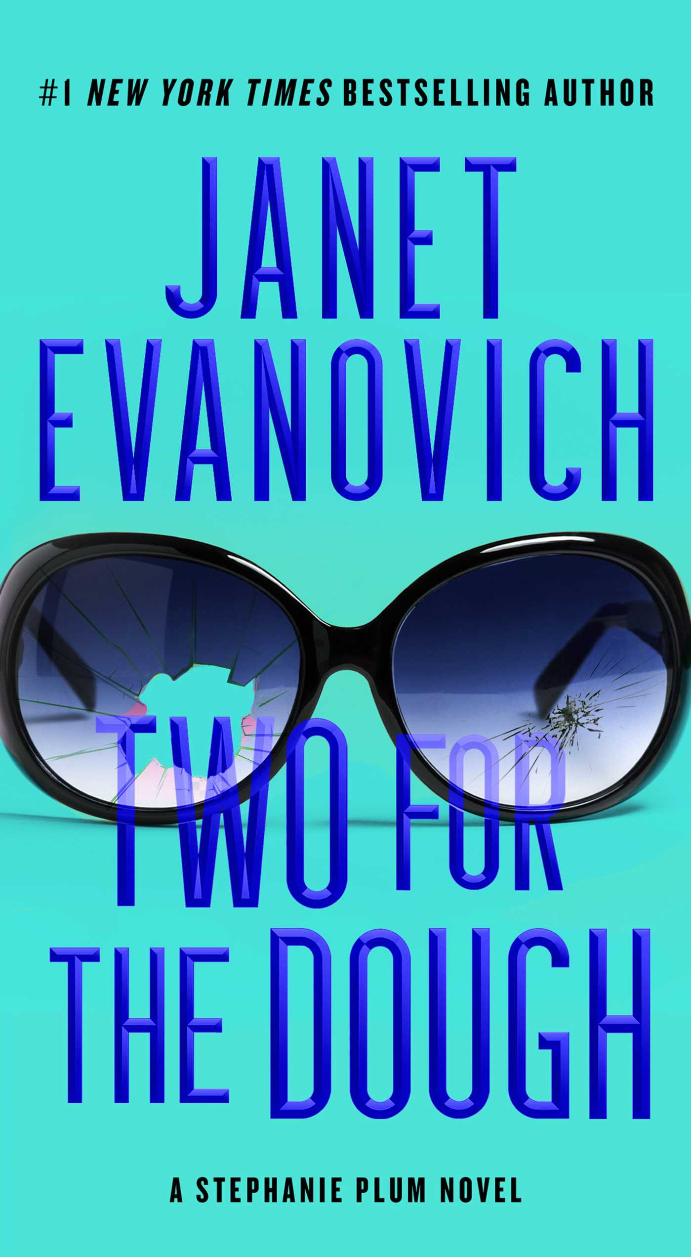 Book Cover Image (jpg): Two For The Dough