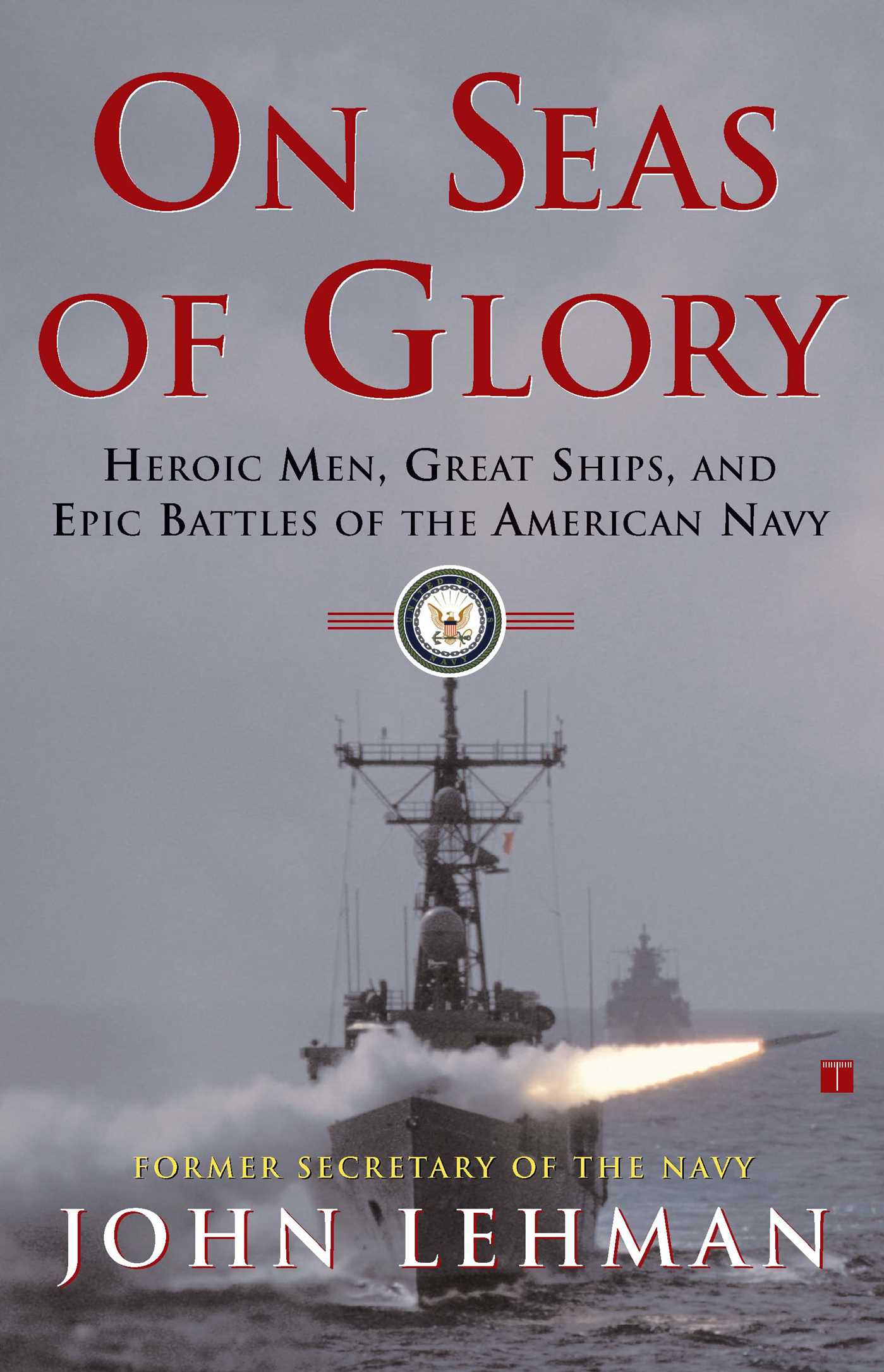 On seas of glory 9780684871776 hr