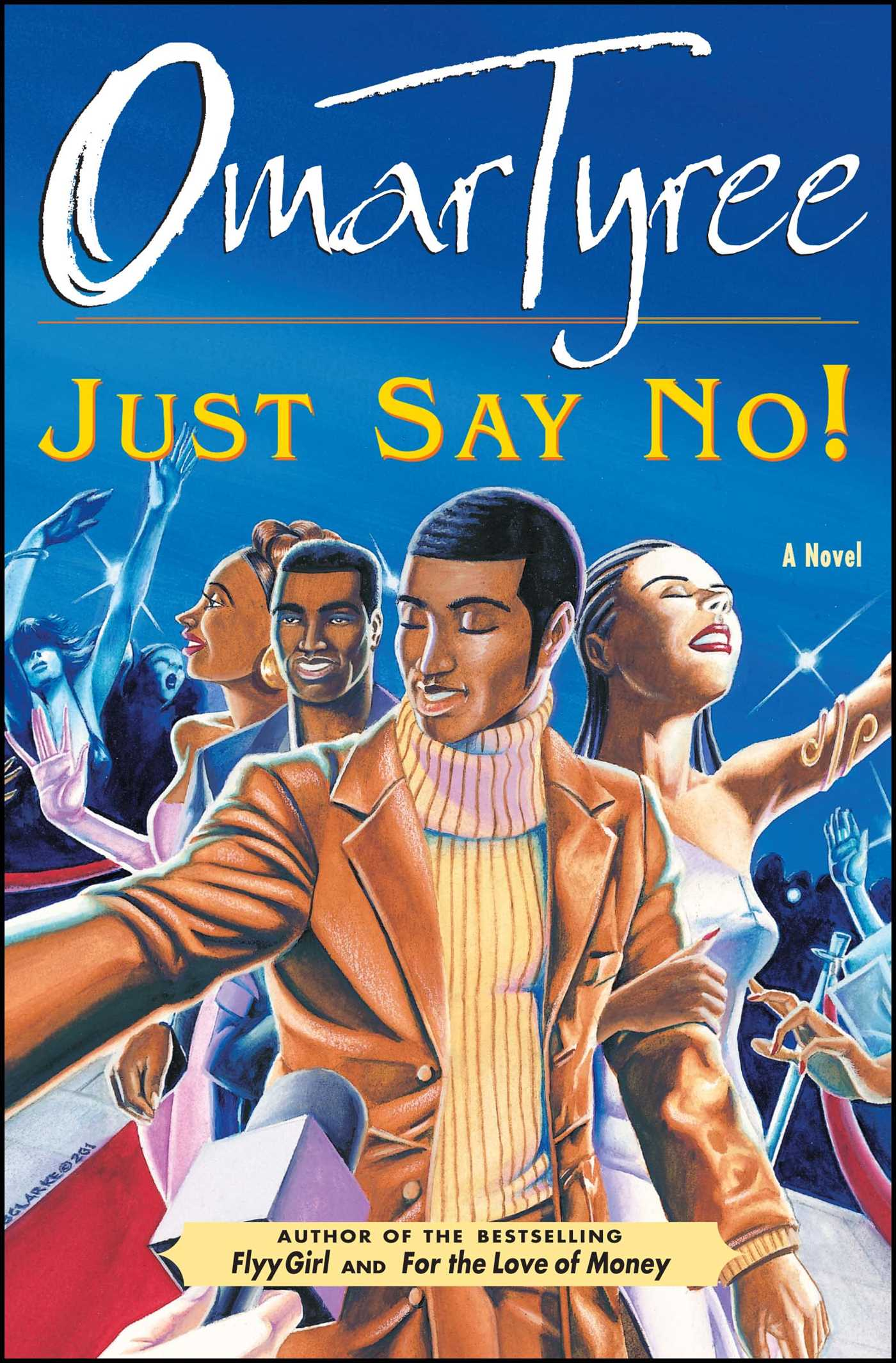 Just say no book by omar tyree official publisher page simon just say no 9780684872940 hr fandeluxe Gallery