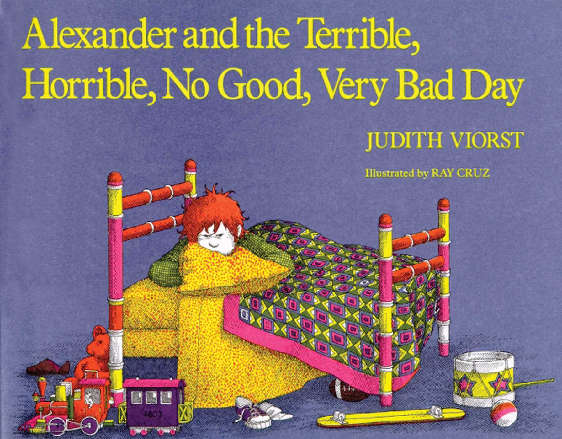 Alexander and the terrible horrible no good very bad day 9780689300721 hr