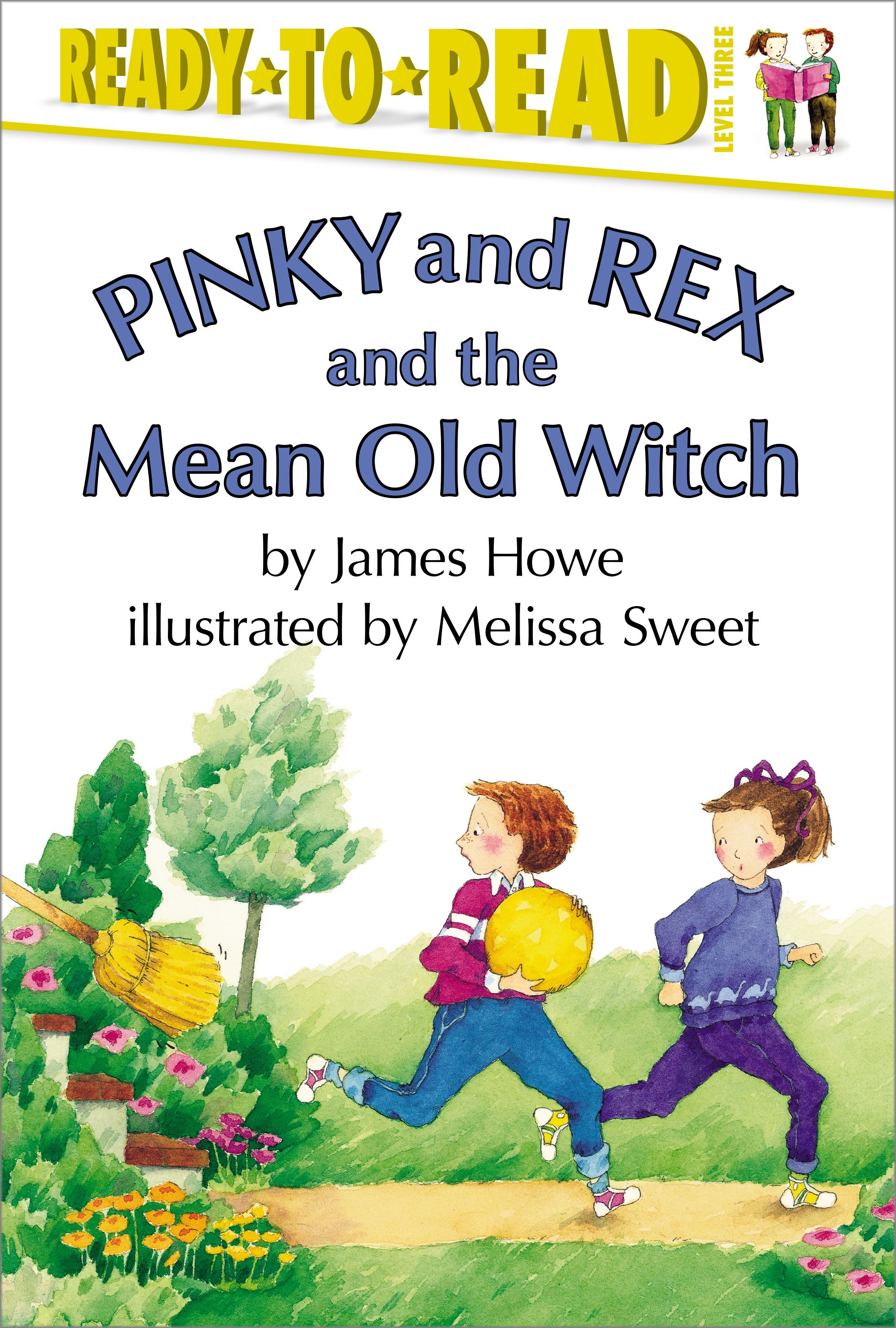 Pinky and rex and the mean old witch 9780689316173 hr
