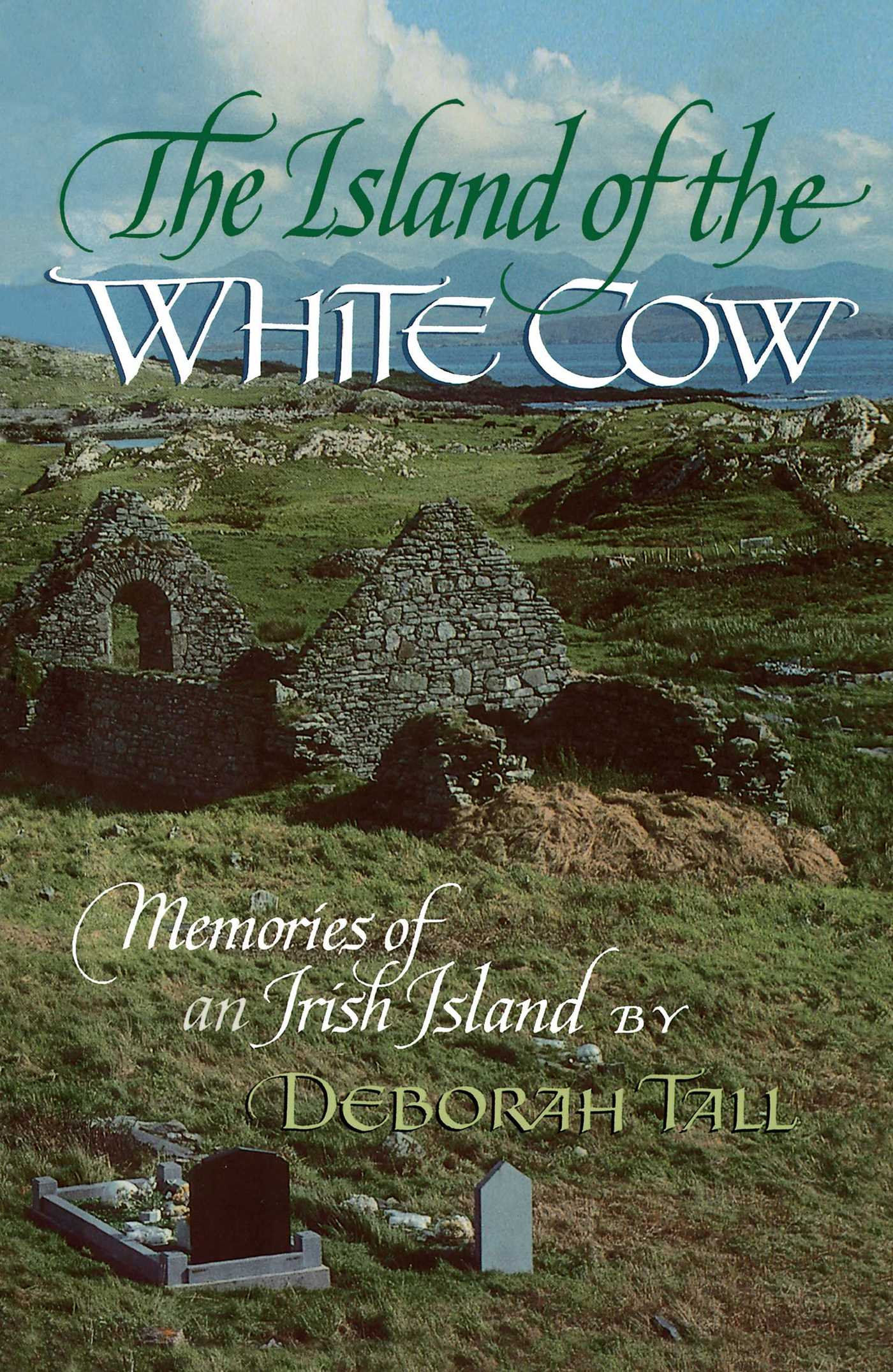 The island of the white cow 9780689707223 hr
