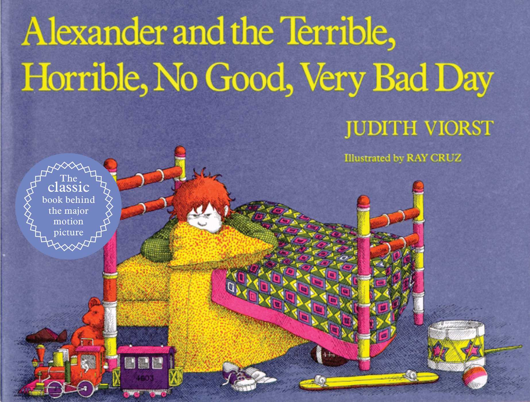 Alexander and the terrible horrible no good 9780689711732 hr