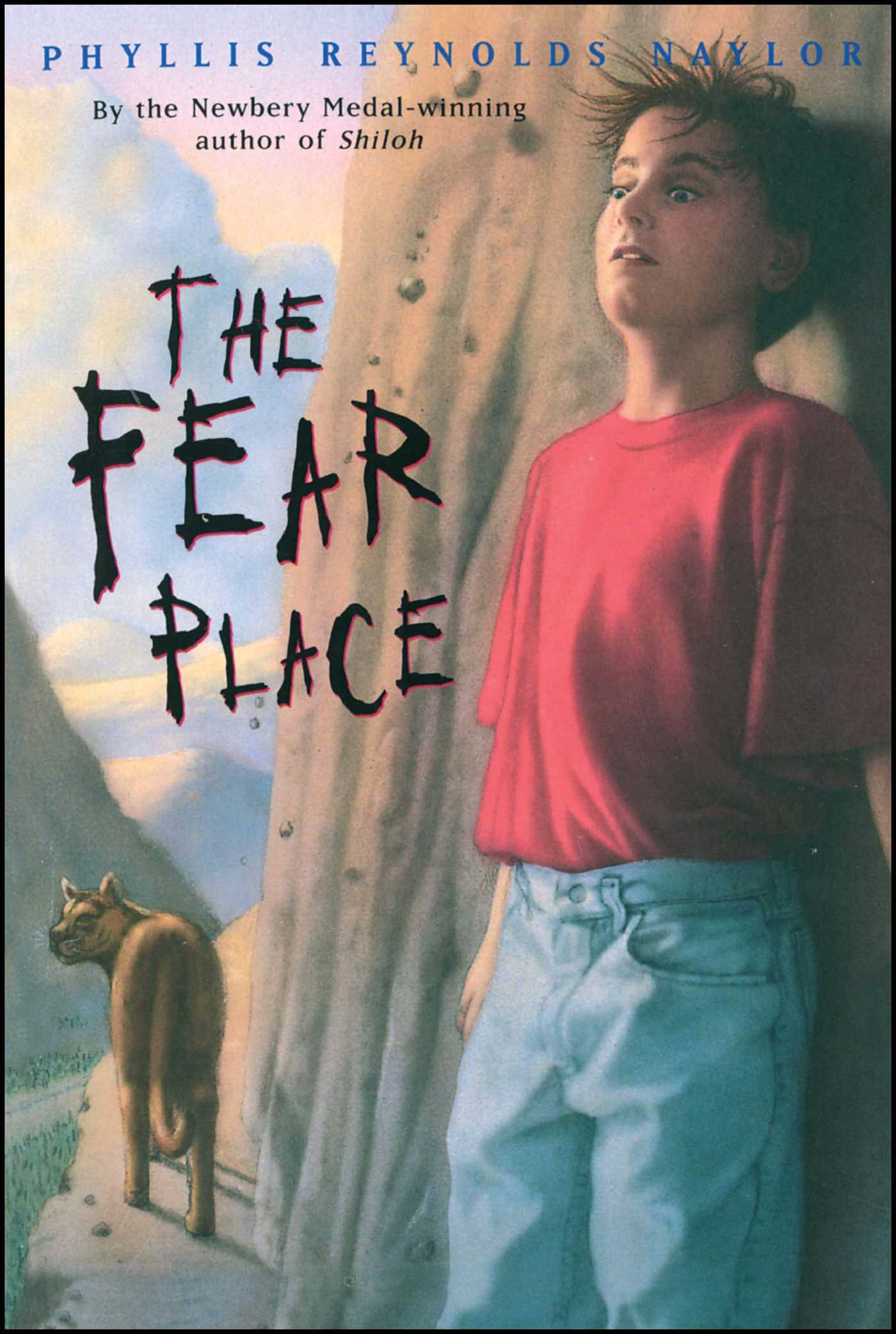 The fear place 9780689804427 hr