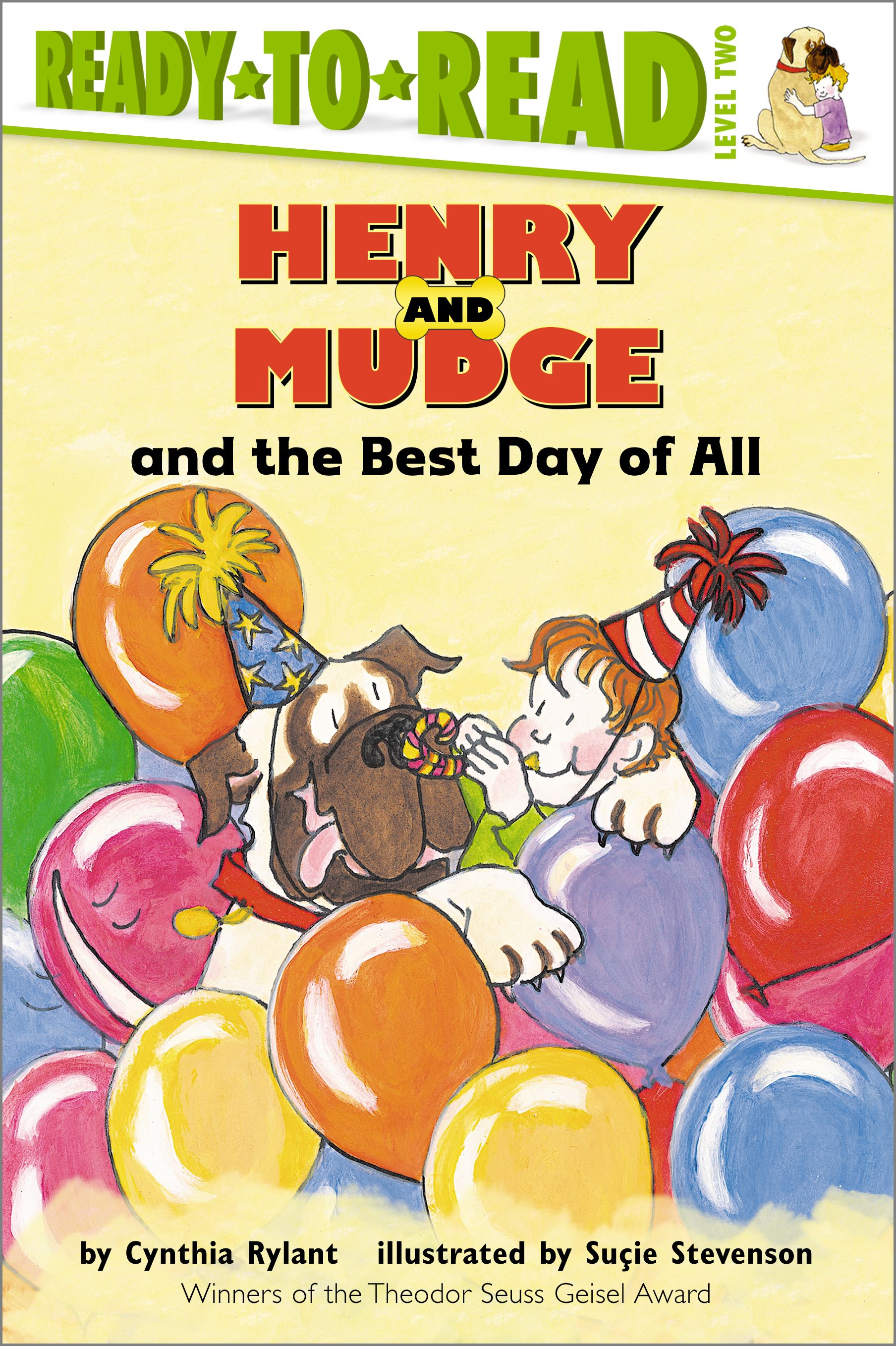 Henry and mudge and the best day of all 9780689813856 hr