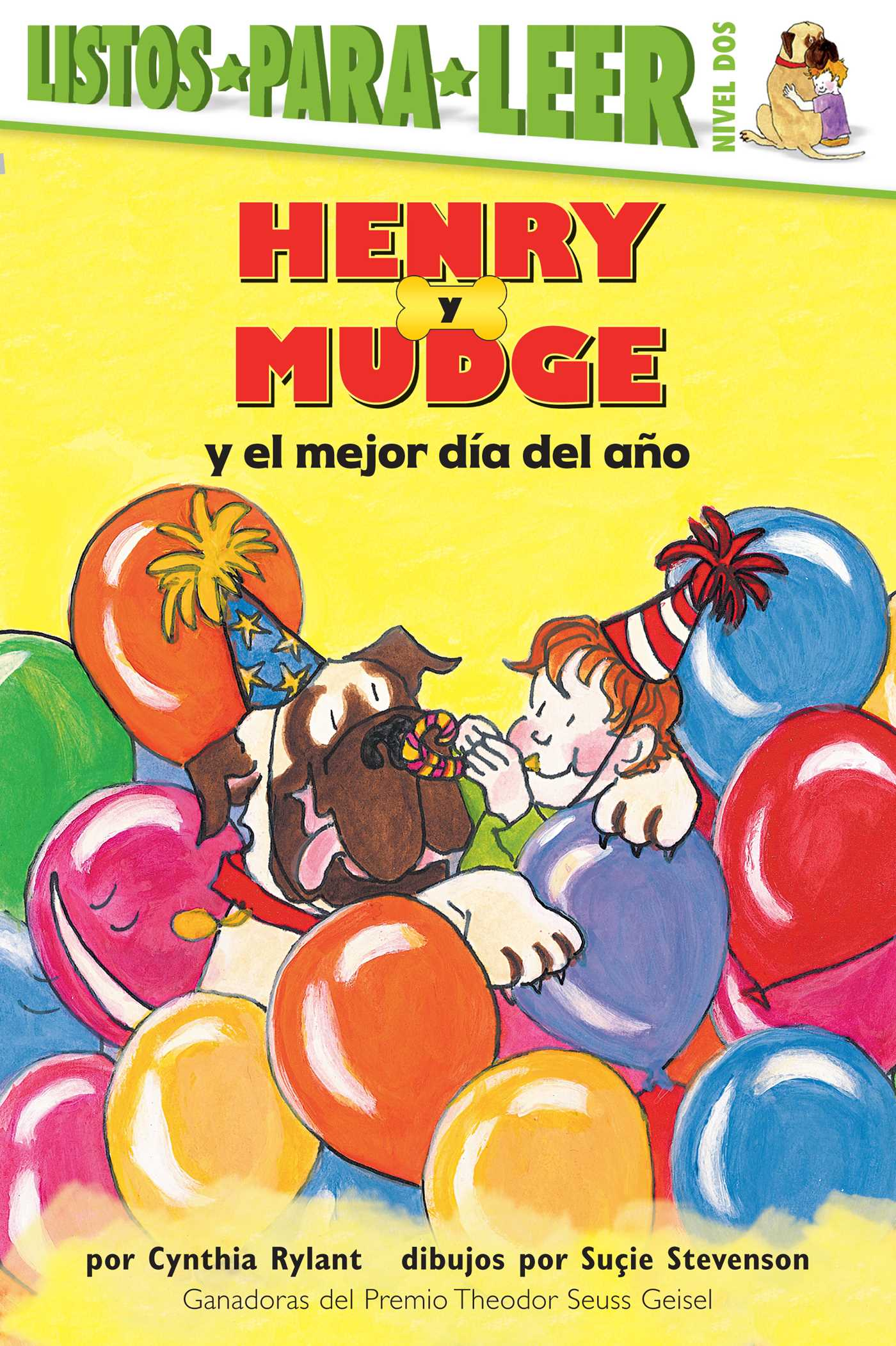 Henry and mudge and the best day of all spanish edition 9780689814693 hr