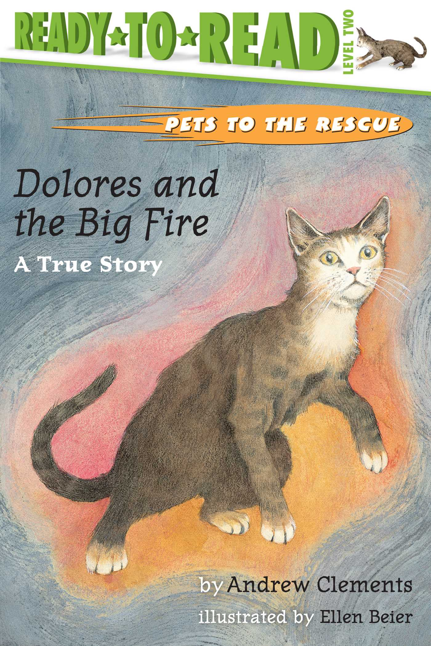 Dolores and the big fire 9780689834400 hr