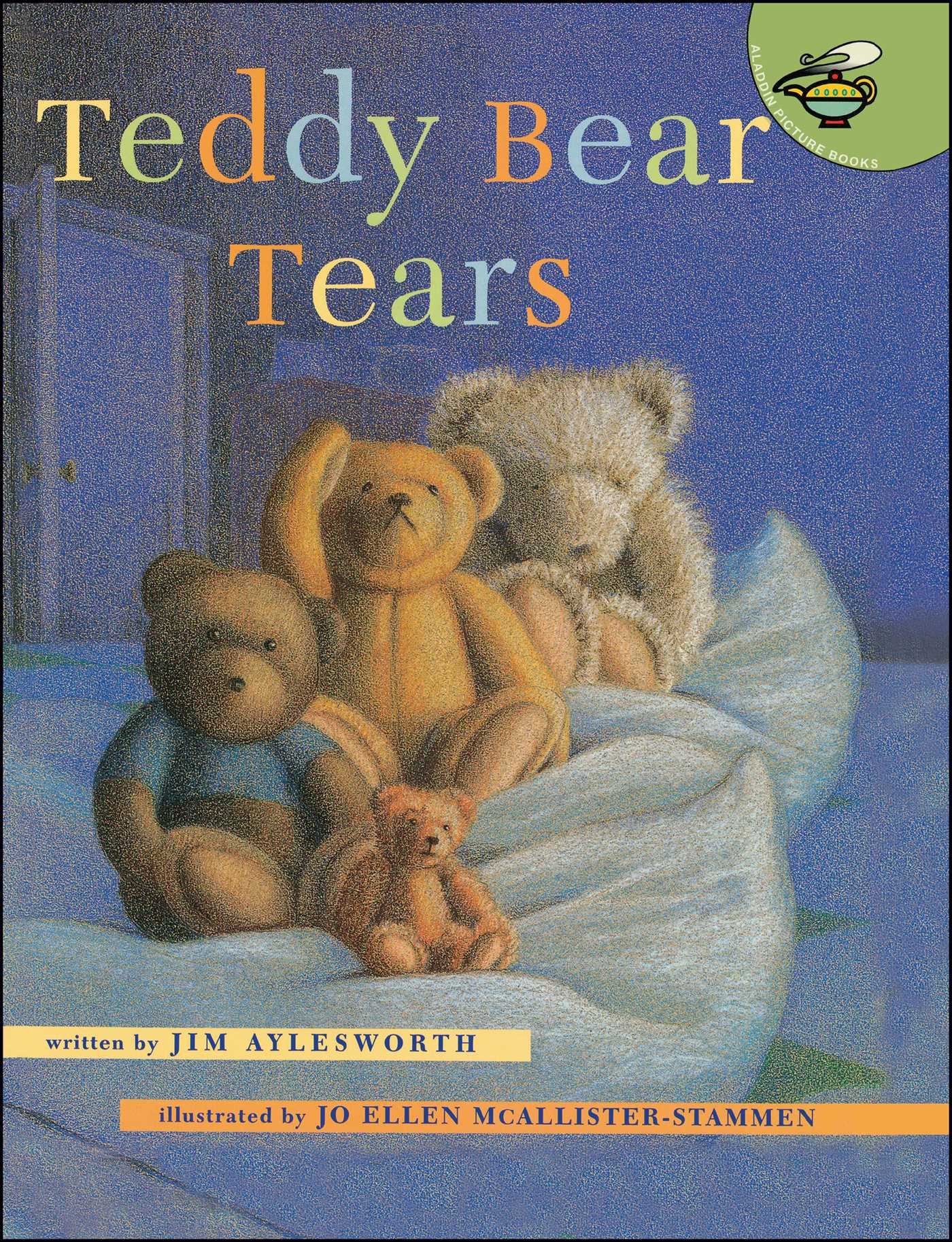 Teddy bear tears 9780689835254 hr