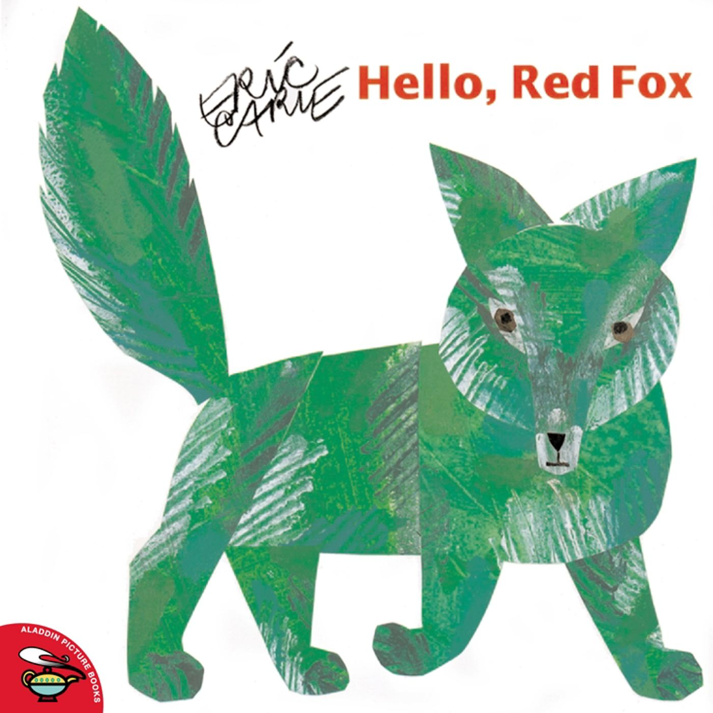 Hello red fox 9780689844317 hr